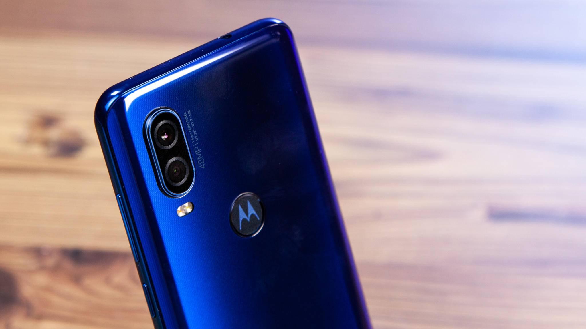 Das Motorola One Vision wird offenbar durch ein Pro-Modell ergänzt.