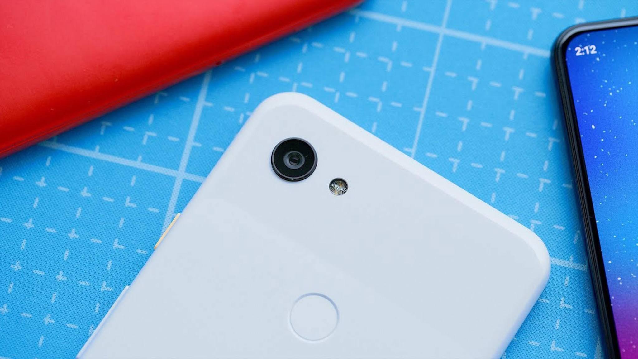 Das Google Pixel 3a punktet mit einter guten Reparierbarkeit.