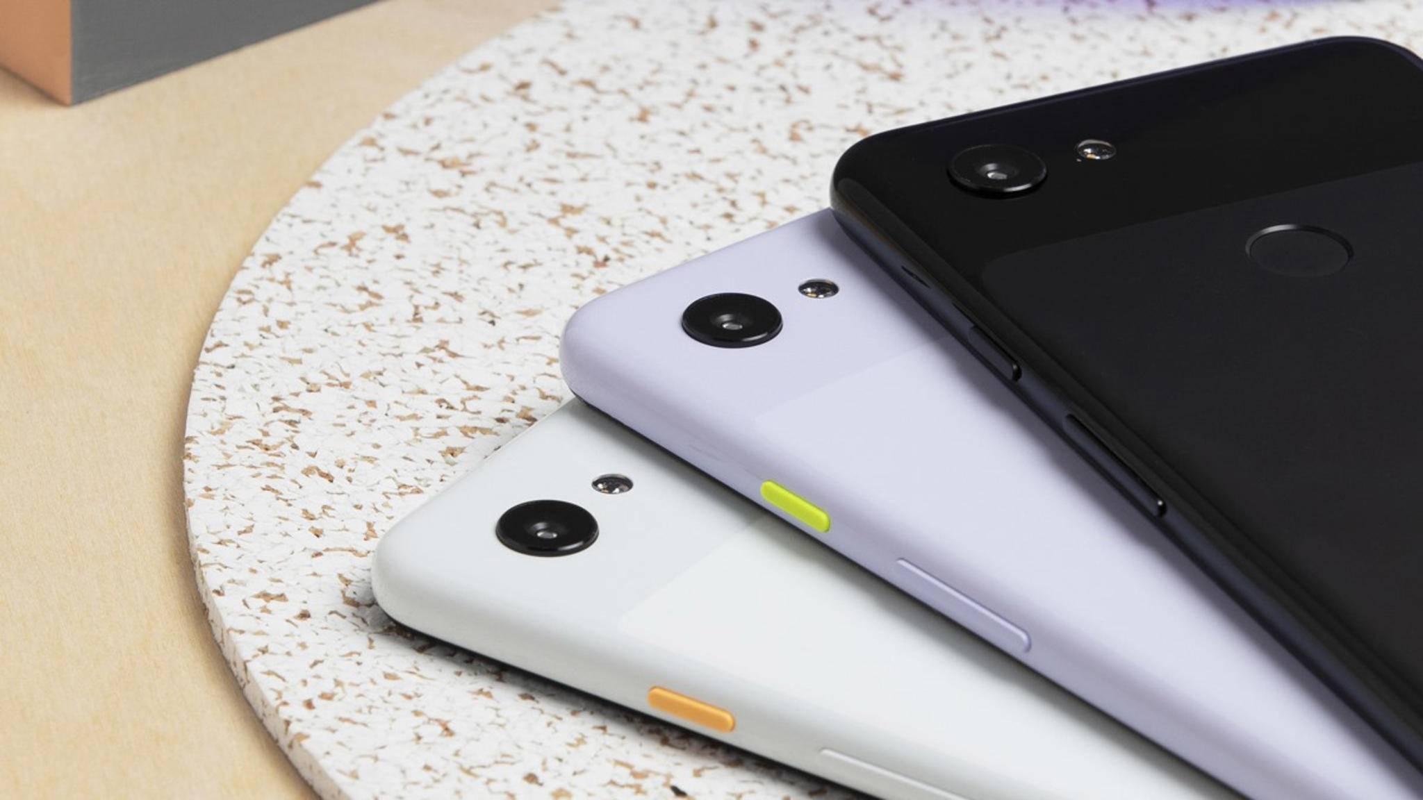 Google Pixel 3a vs  Google Pixel 3: Was unterscheidet die