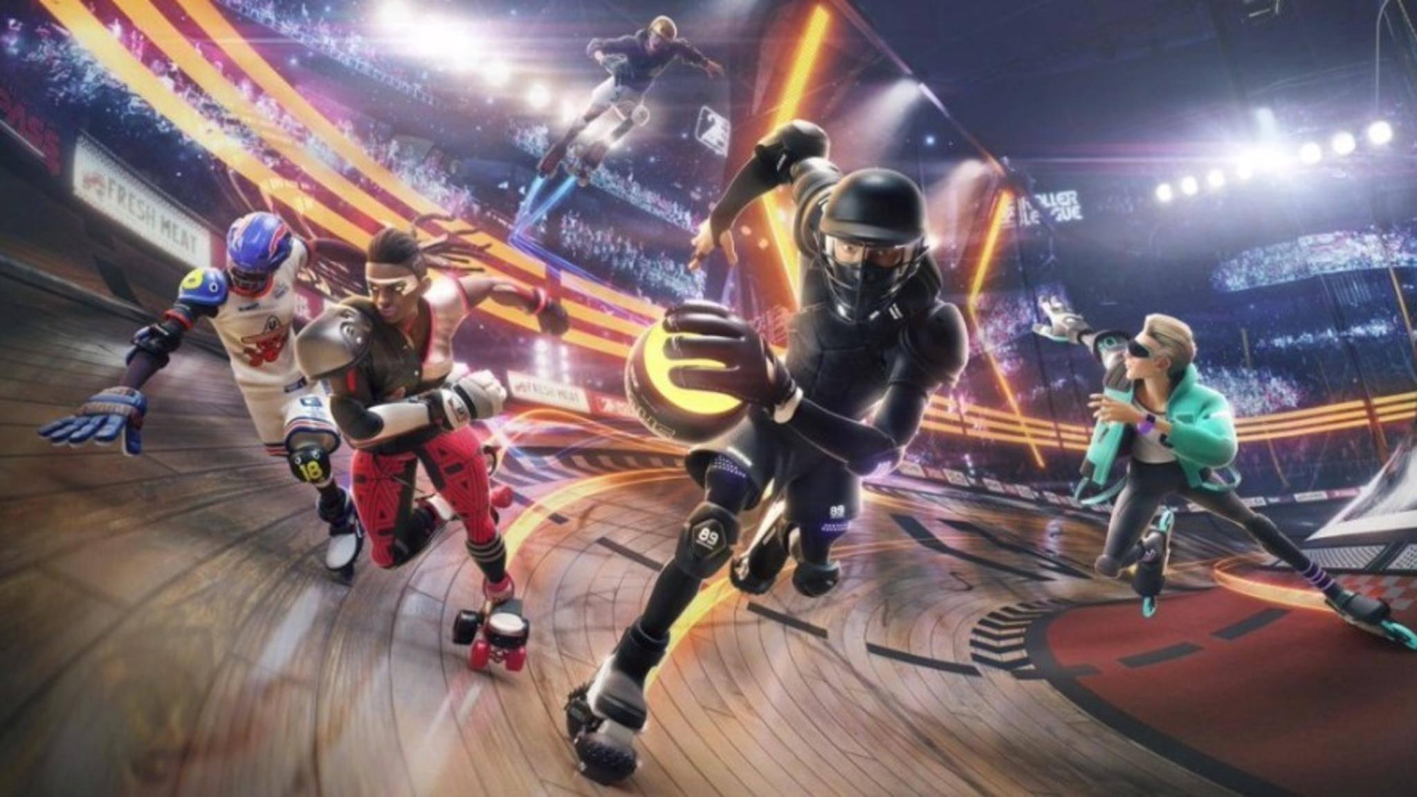 """Leak: Bringt Ubisoft """"Roller Champions"""" mit zur E3?"""
