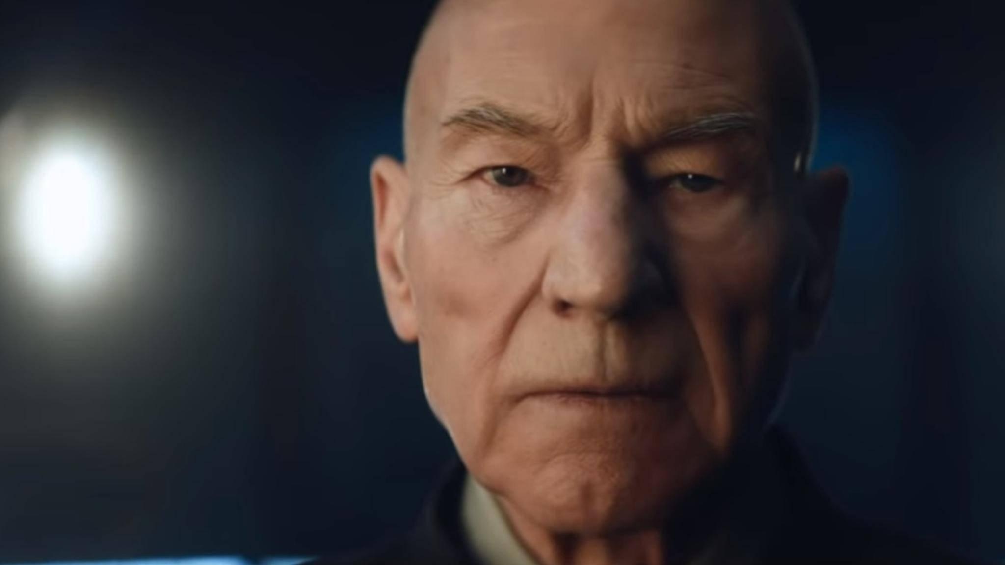 Die Picard-Serie stellt Jean-Luc auf die Probe.