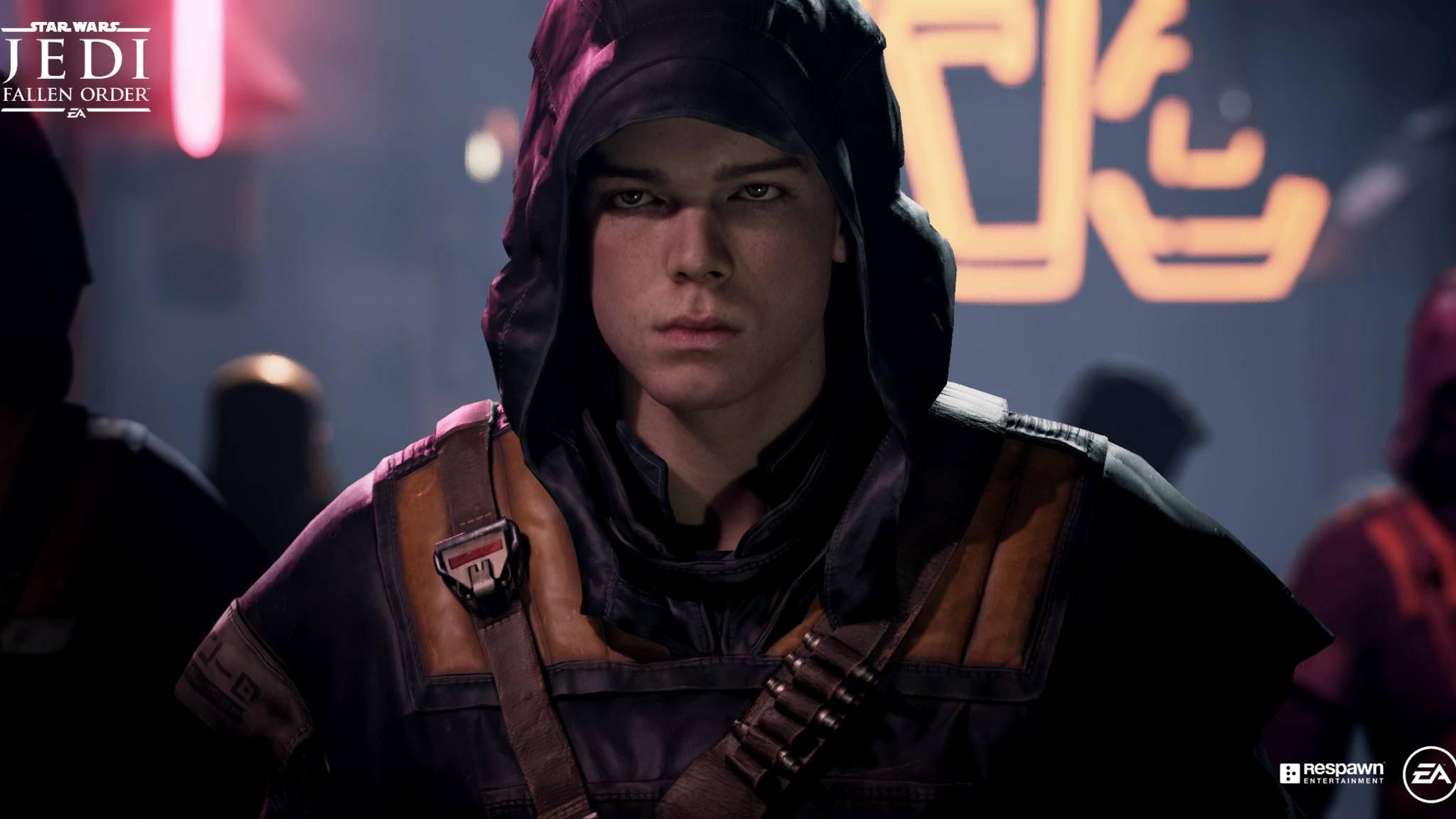 """Wie spielt sich """"Star Wars Jedi: Fallen Order""""? Die EA Play gibt erste Antworten."""