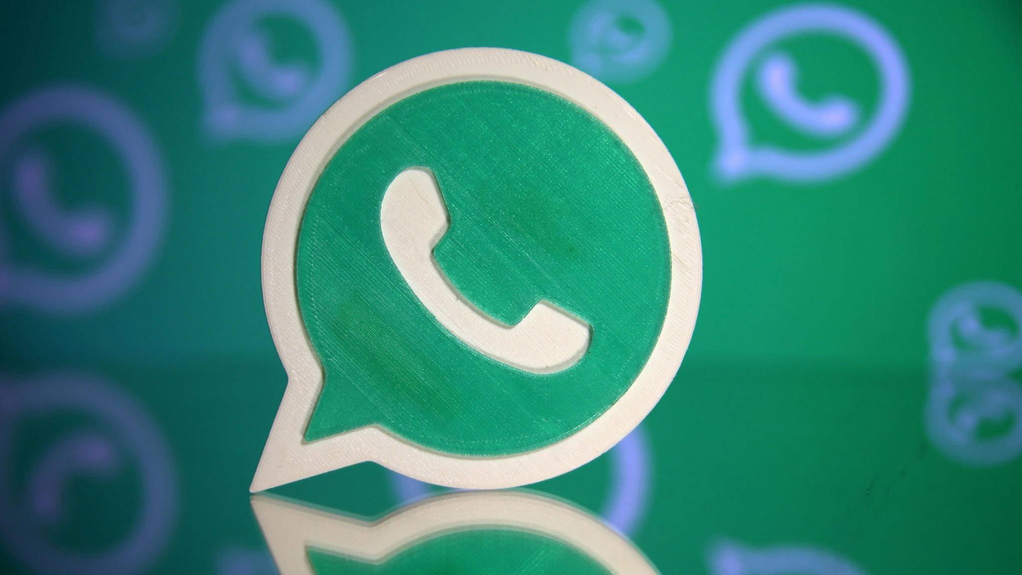 Nutzer der Desktop-Version von WhatsApp sollten unbedingt ein Update durchführen.