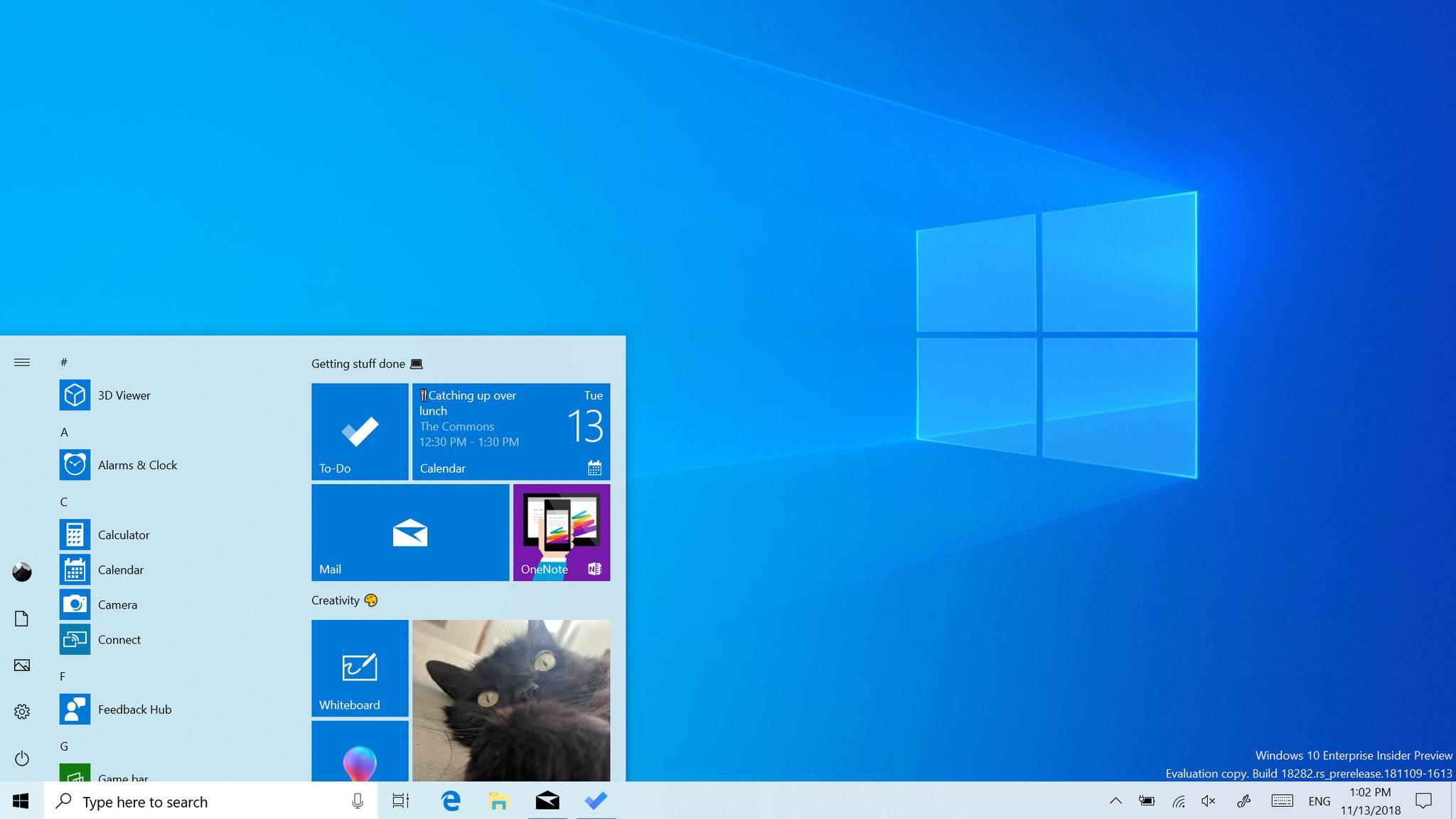 Das Mai-Update spendiert Windows 10 einen Milchglas-Look und eine Handvoll praktischer Features.