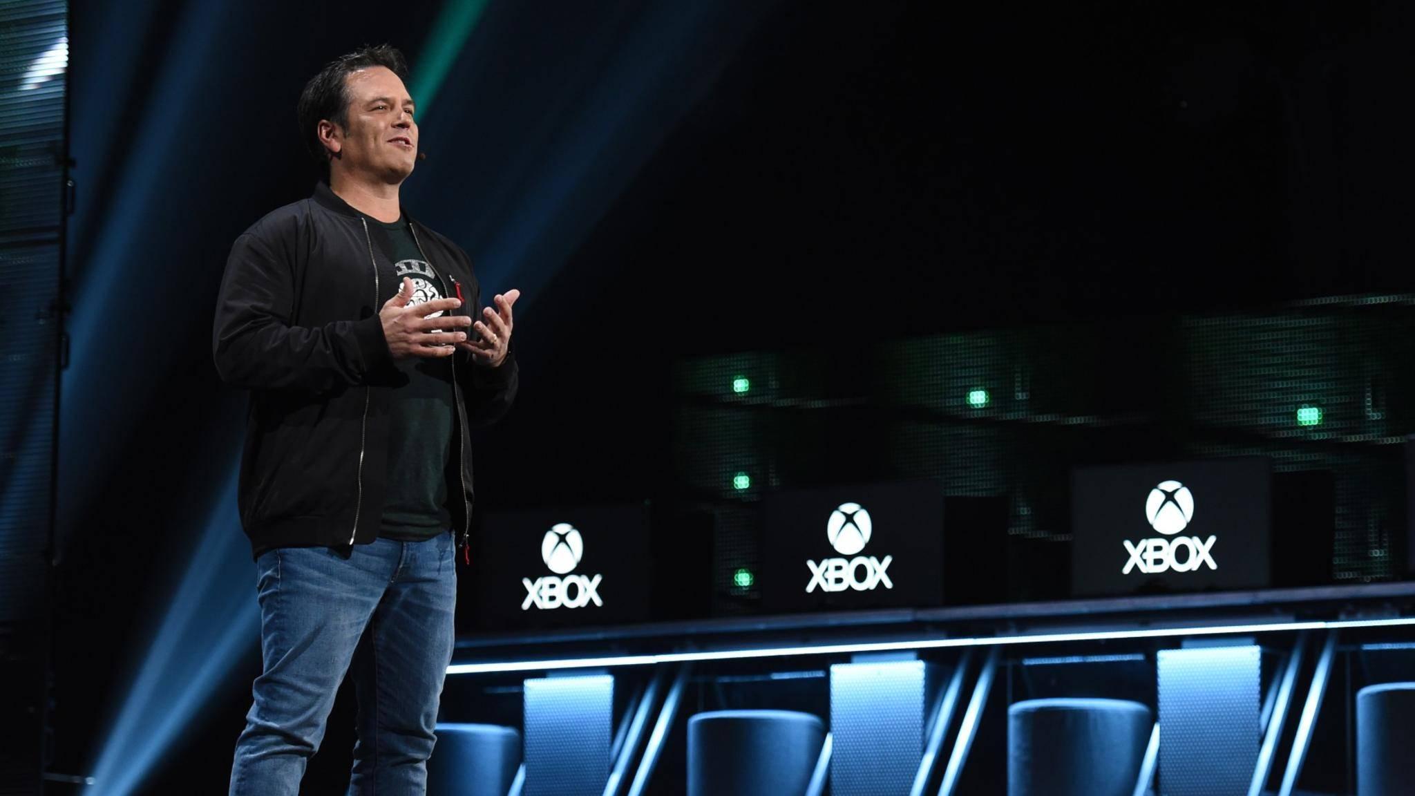 Selbst Phil Spencer ist noch ahnungslos, was den Namen der neuen Xbox angeht.