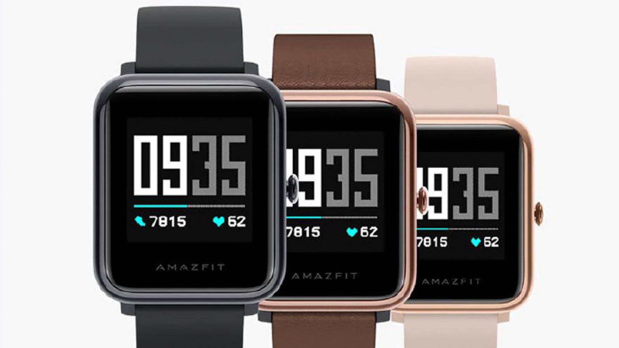 Huami bringt mit der Amazfit Health Watch eine neue Smartwatch an den Start.