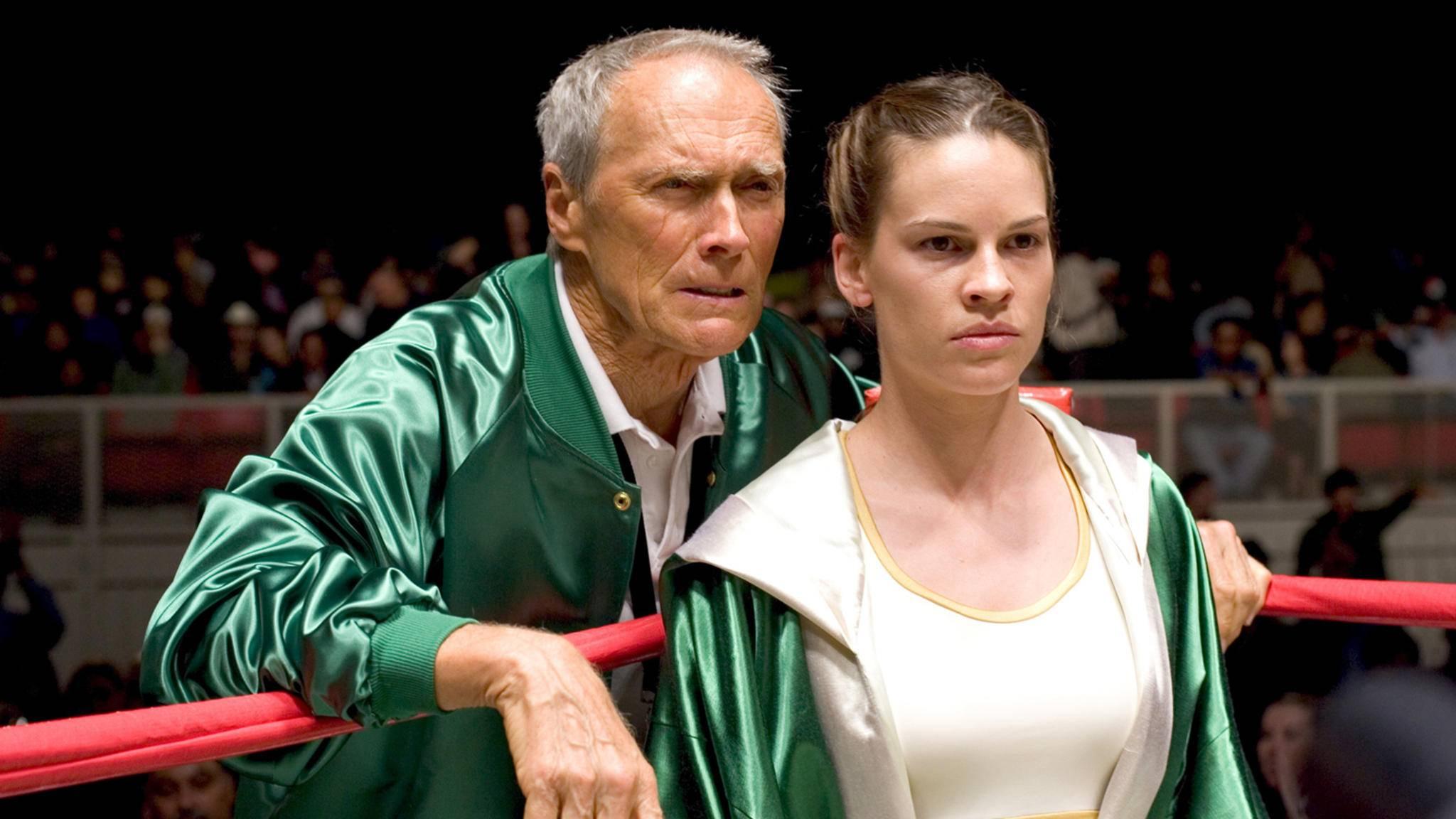 """Zweifellos einer der besten Clint-Eastwood-Filme: """"Million Dollar Baby""""."""