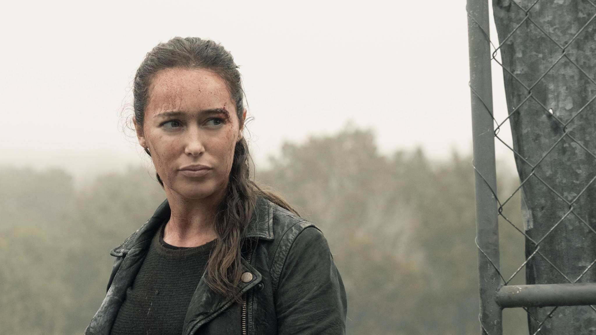 """Wie geht es in Staffel 6 von """"Fear the Walking Dead"""" für Alicia und die anderen Überlebenden weiter?"""