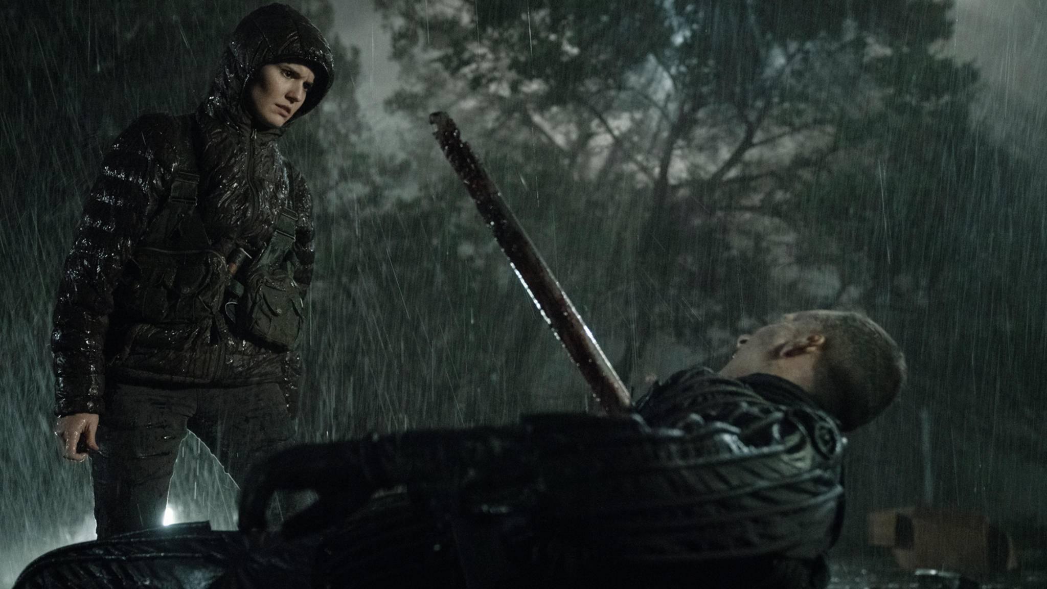 """Welches Geheimnis hat der seltsame Soldat in Staffel 5 von """"Fear the Walking Dead"""" gehütet?"""