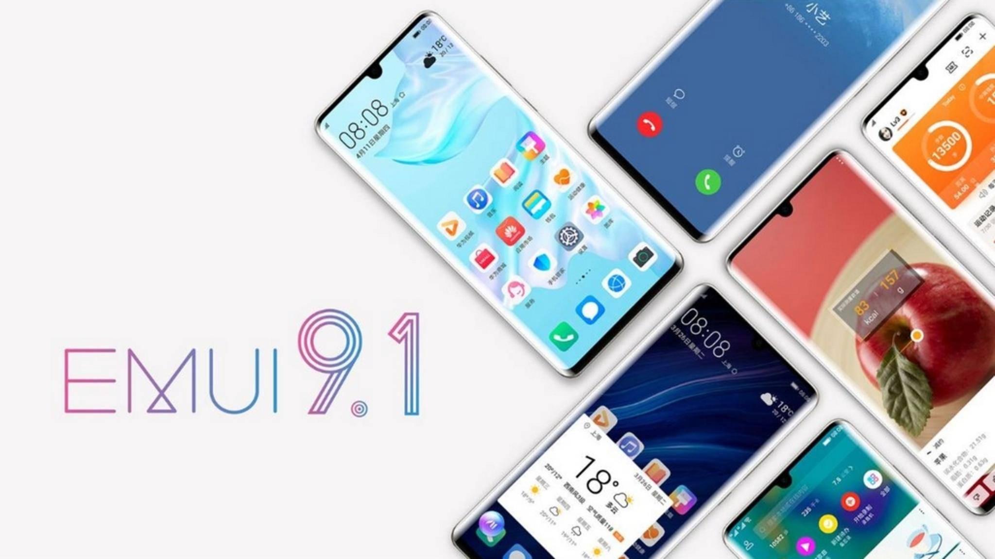 Huawei liefert trotz US-Bann weiterhin Updates für seine Smartphones.