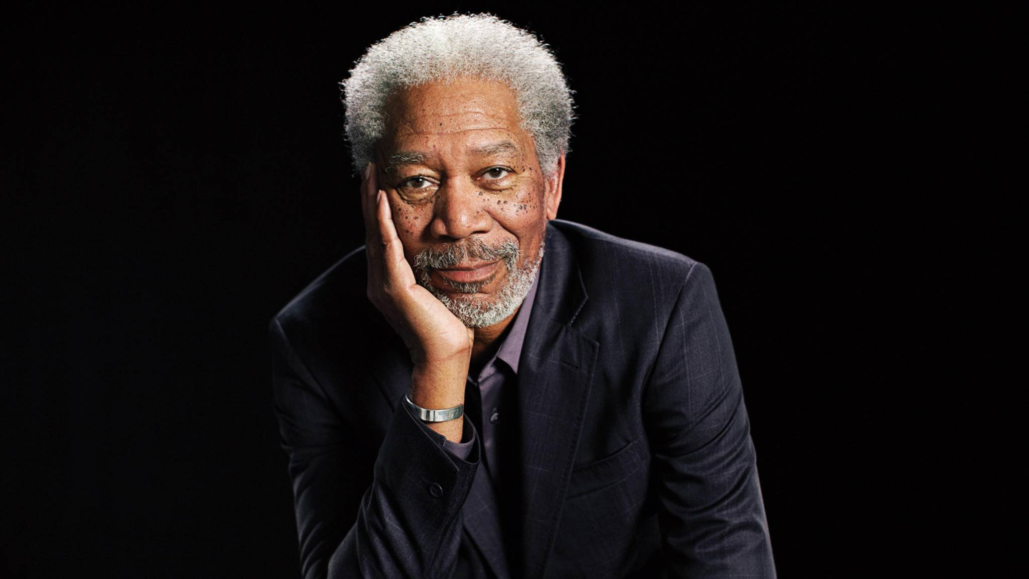 Ans Aufhören denkt Morgan Freeman noch lange nicht.