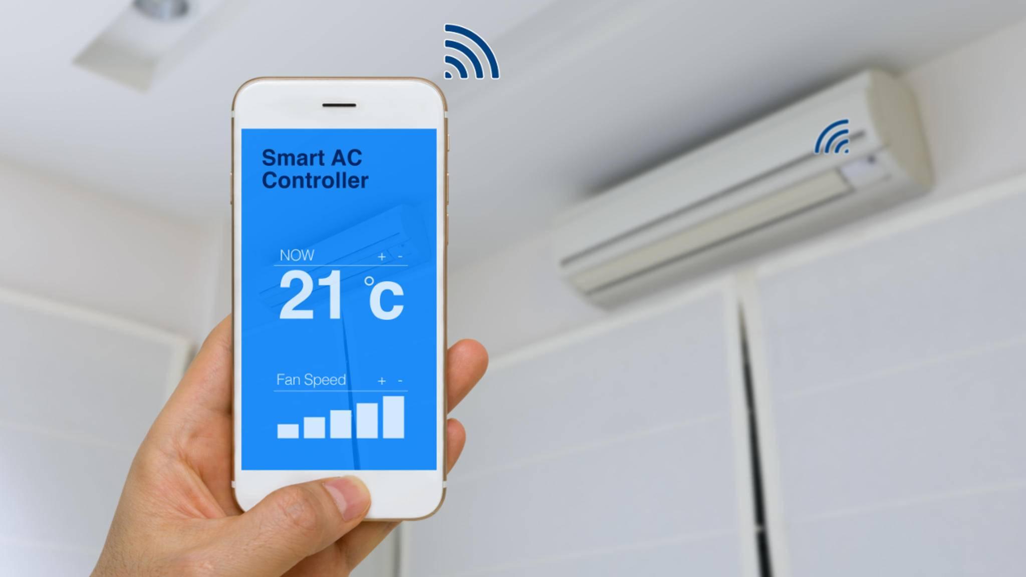 Mit der NFC-Technik wird das Smart Home noch komfortabler.