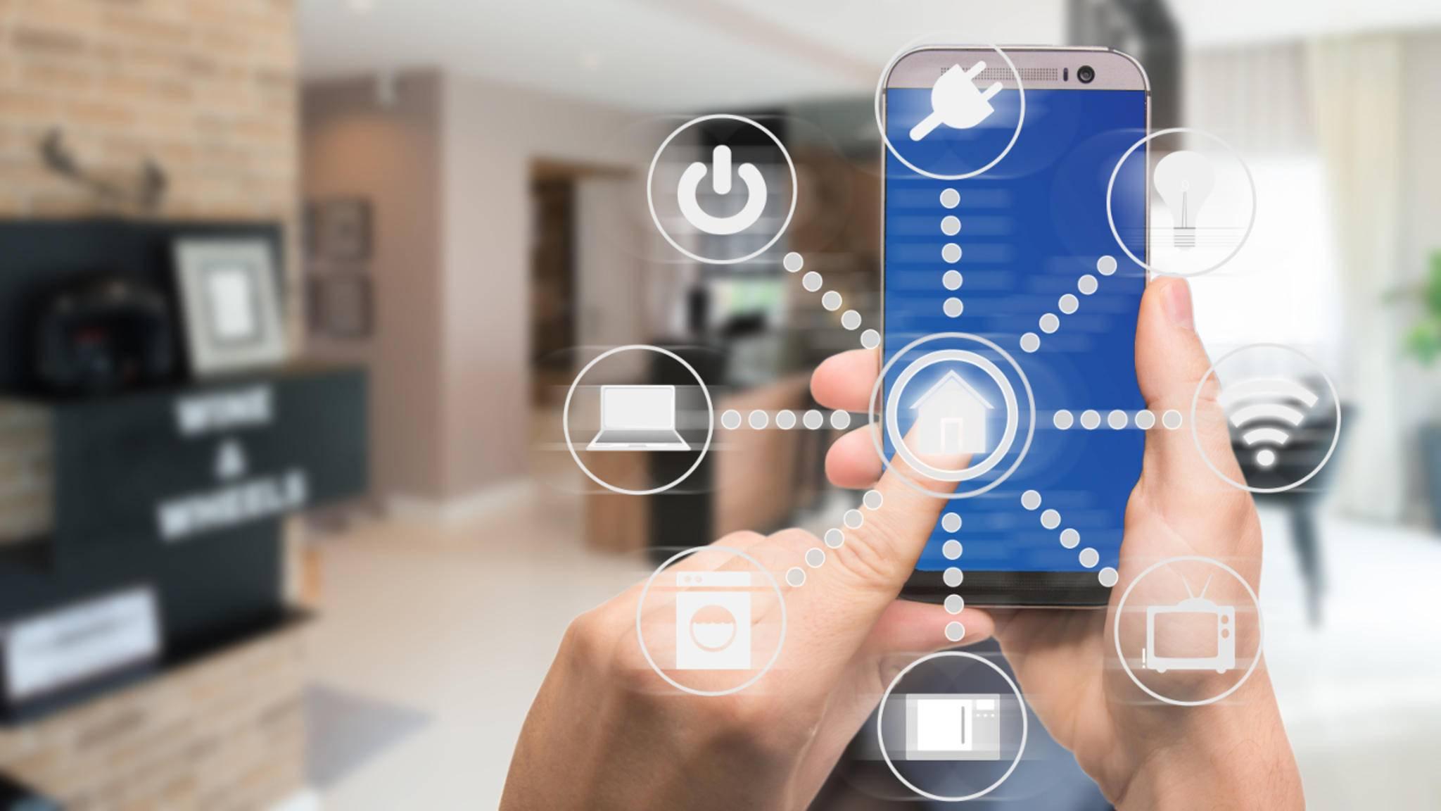 Qivicon führt mehrere Smart-Home-Features zusammen.