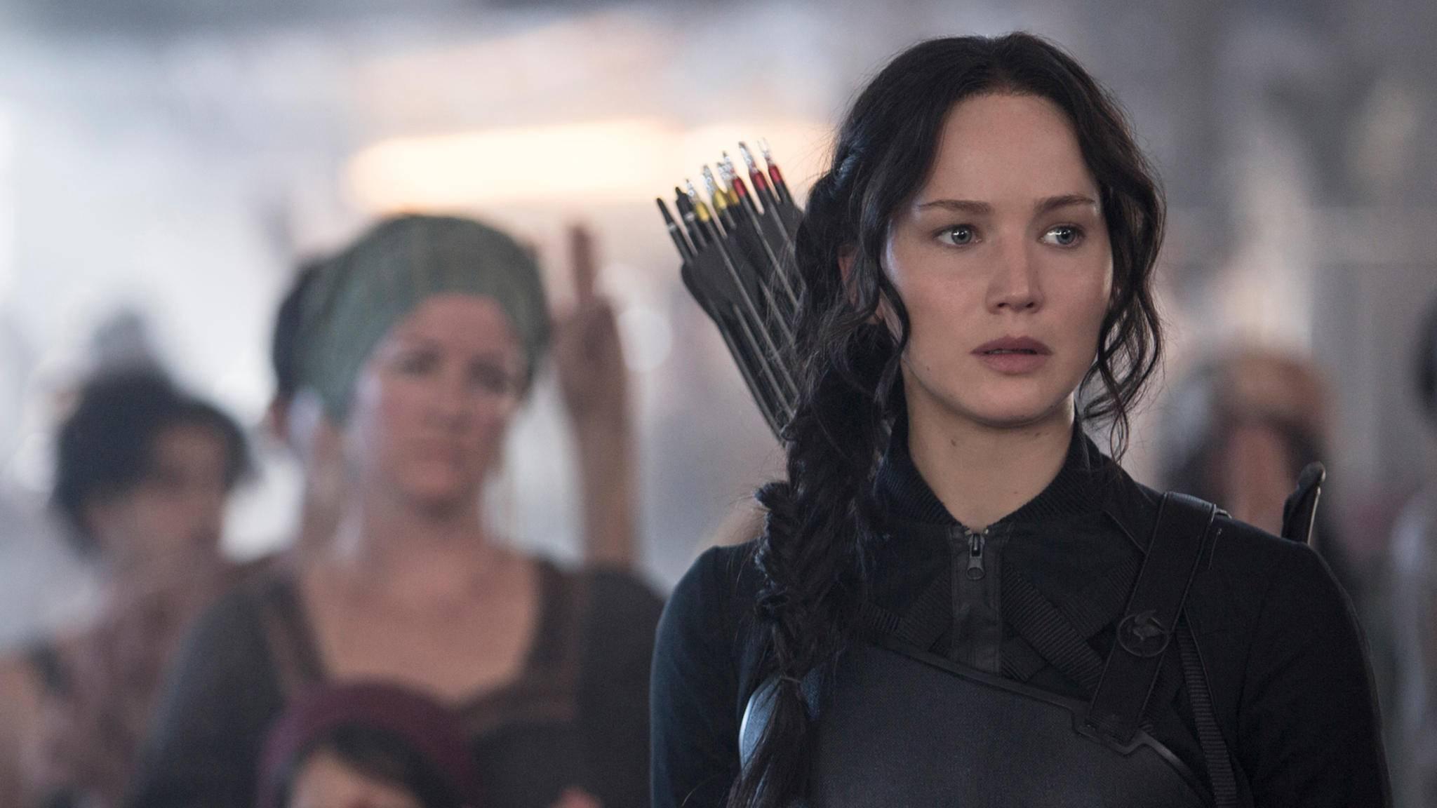 Katniss Everdeen (Jennifer Lawrence) wird in dem Prequel nicht auftreten.