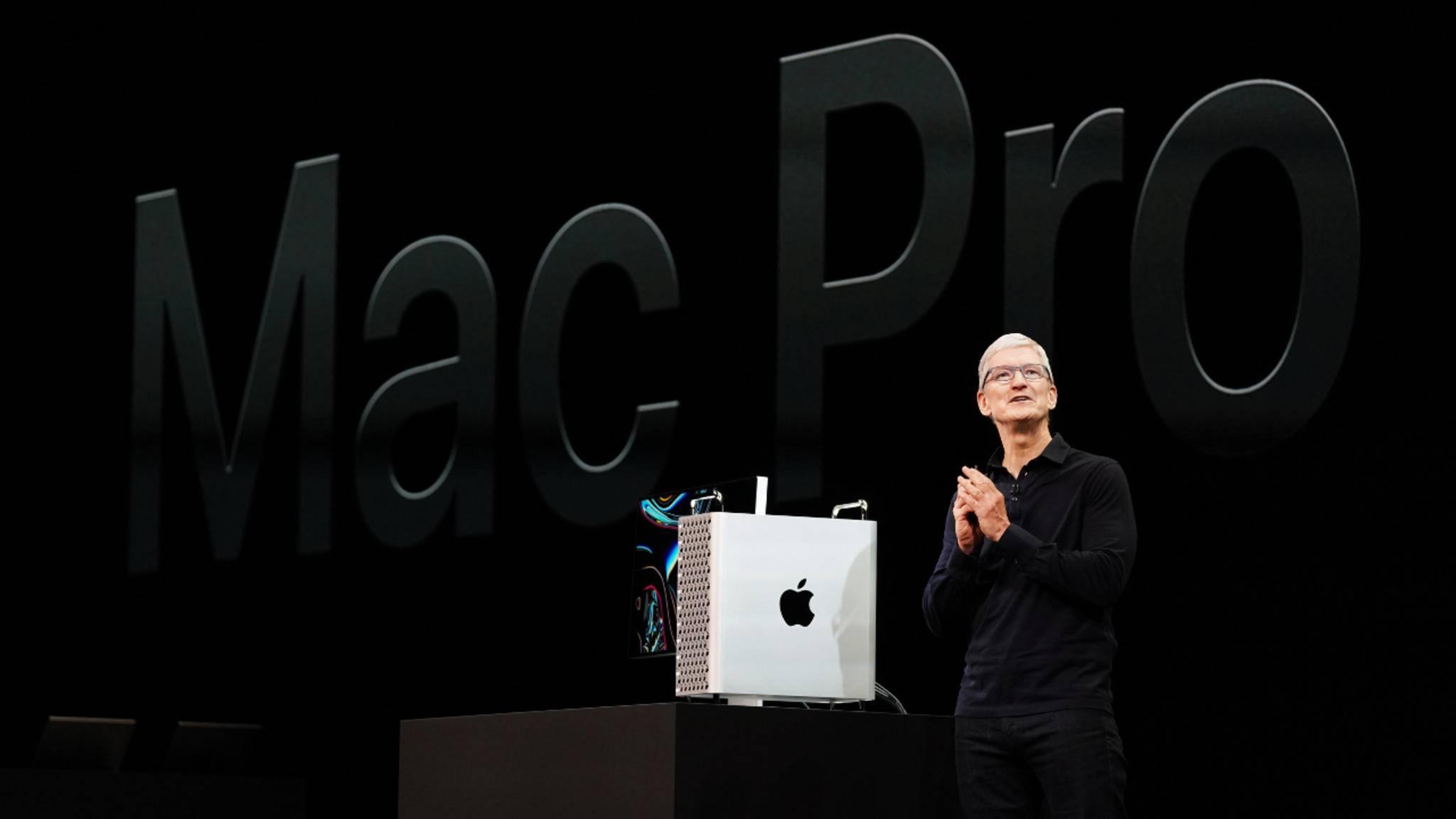 Der Apple Mac Pro (2019) kommt ab 6.000 US-Dollar auf den Markt.