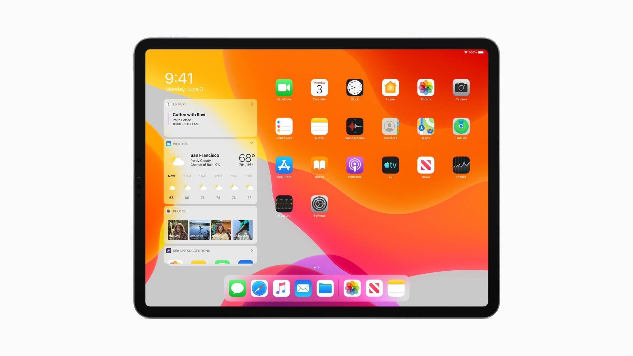 Mit iPadOS will Apple die Nutzung von iPads noch weiter vereinfachen.