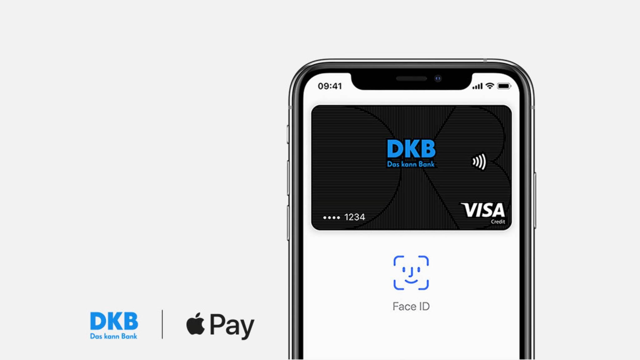 Ab sofort profitieren auch Kunden der DKB von Apple Pay.