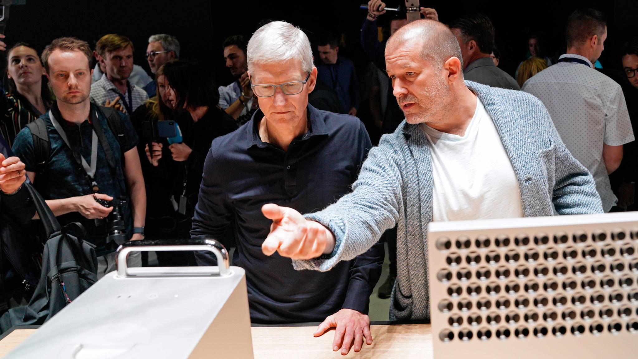 Chefdesigner Jony Ivy verlässt Apple und gründet seine eigene Firma.