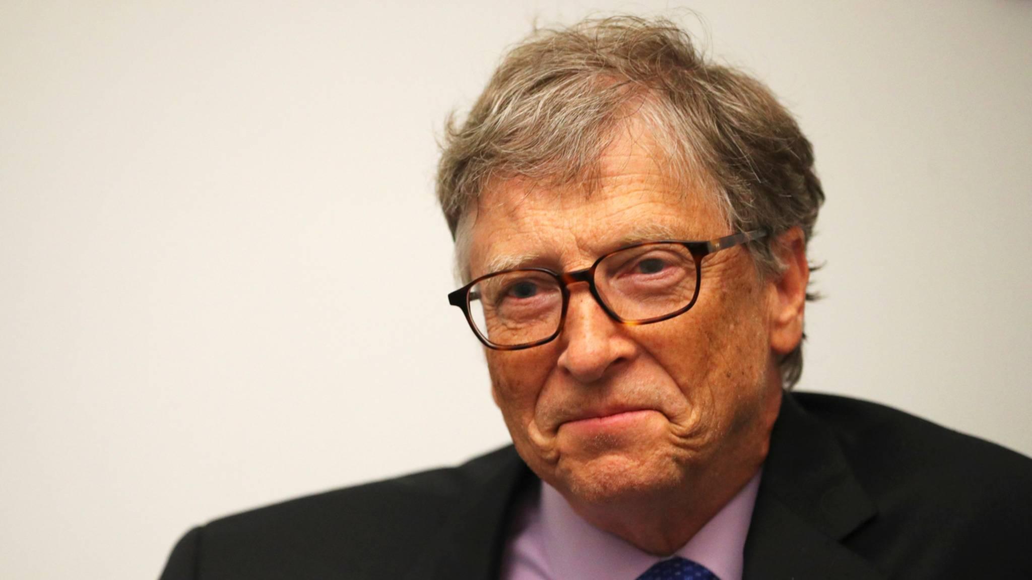 Bill Gates bereut den Niedergang von Windows Phone.
