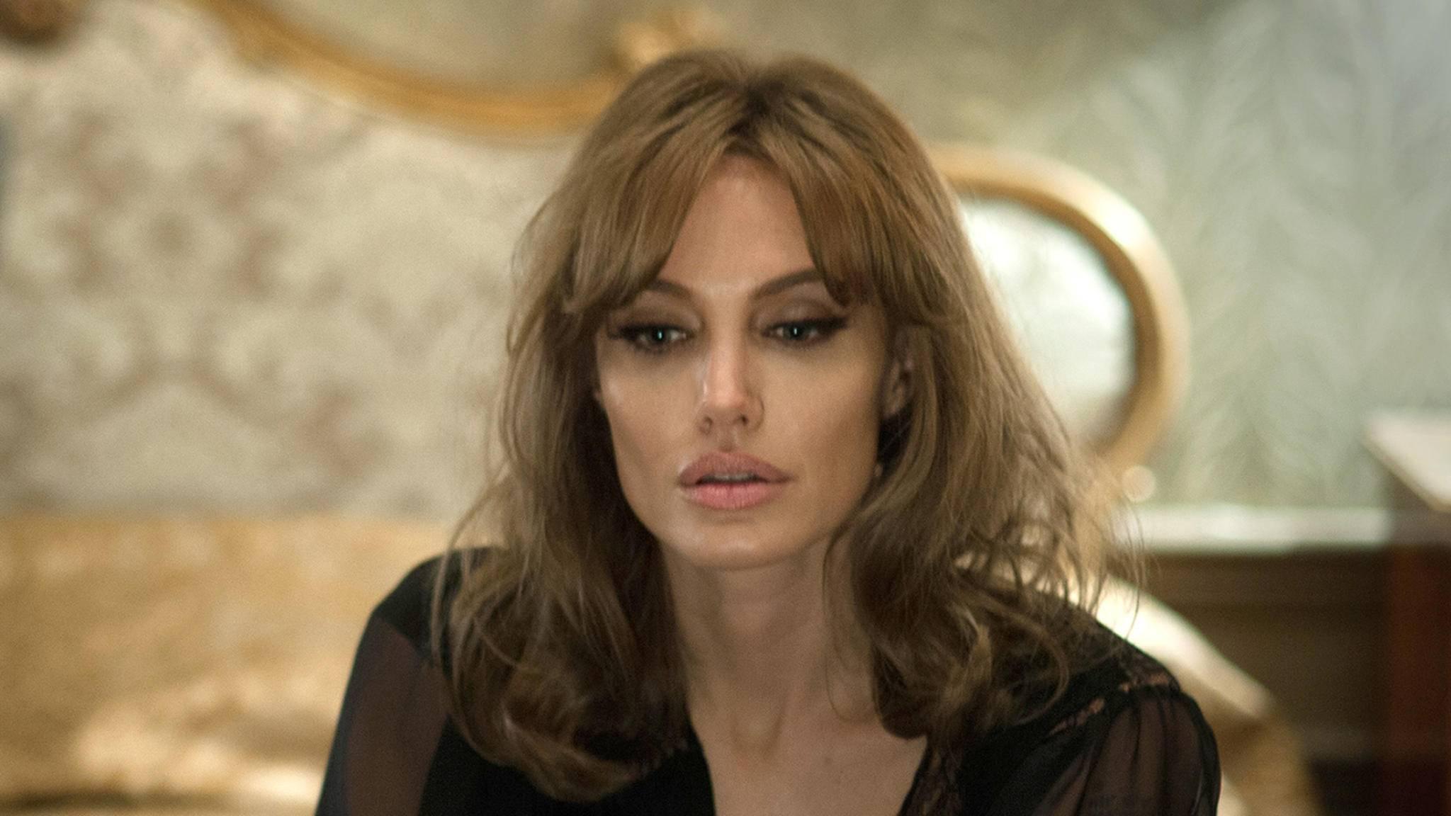 Ihre Rolle als Videospielheldin Lara Croft machte Angelina Jolie zum Superstar.