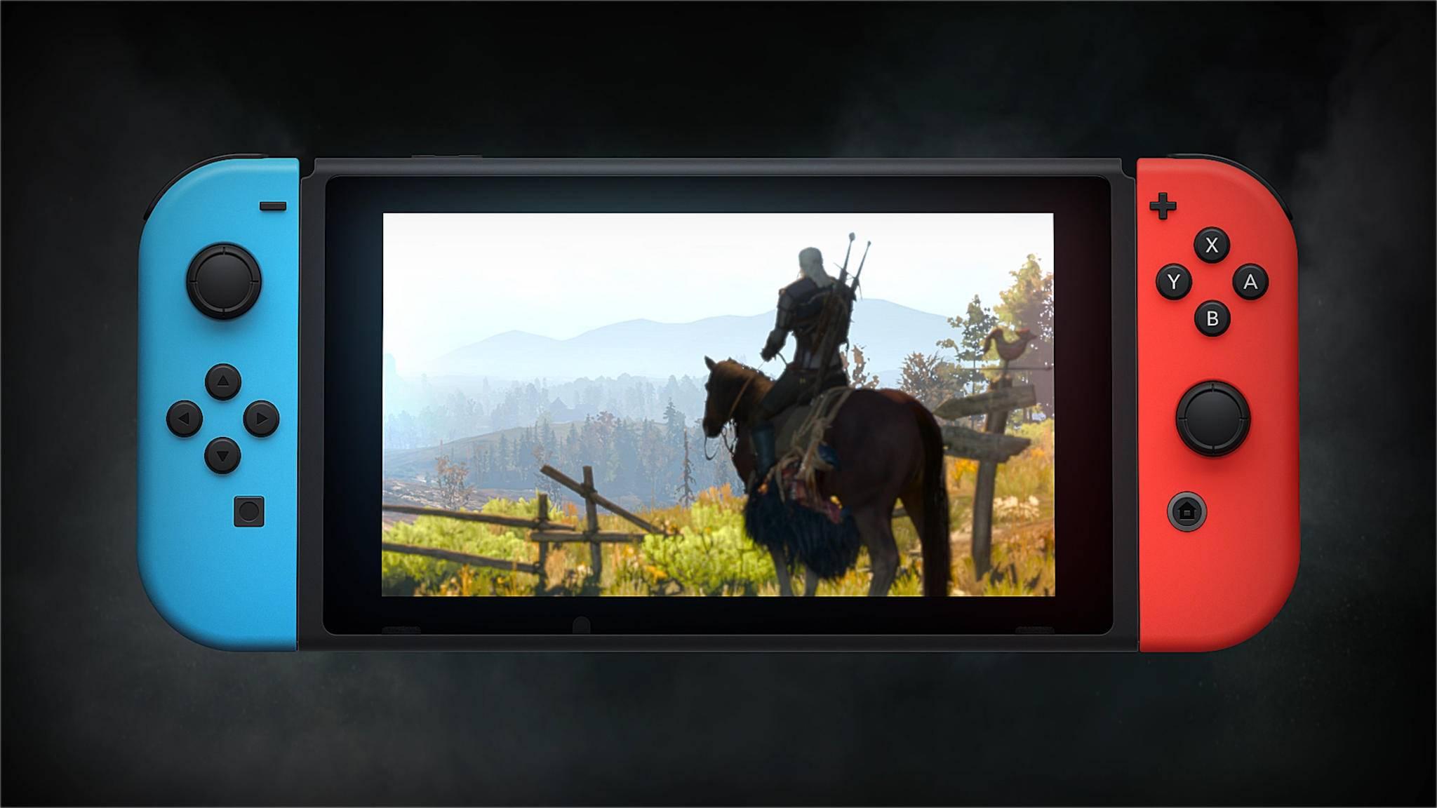 """Auf die Plötze, fertig, los: """"The Witcher 3"""" begeistert bald auch auf der Switch."""