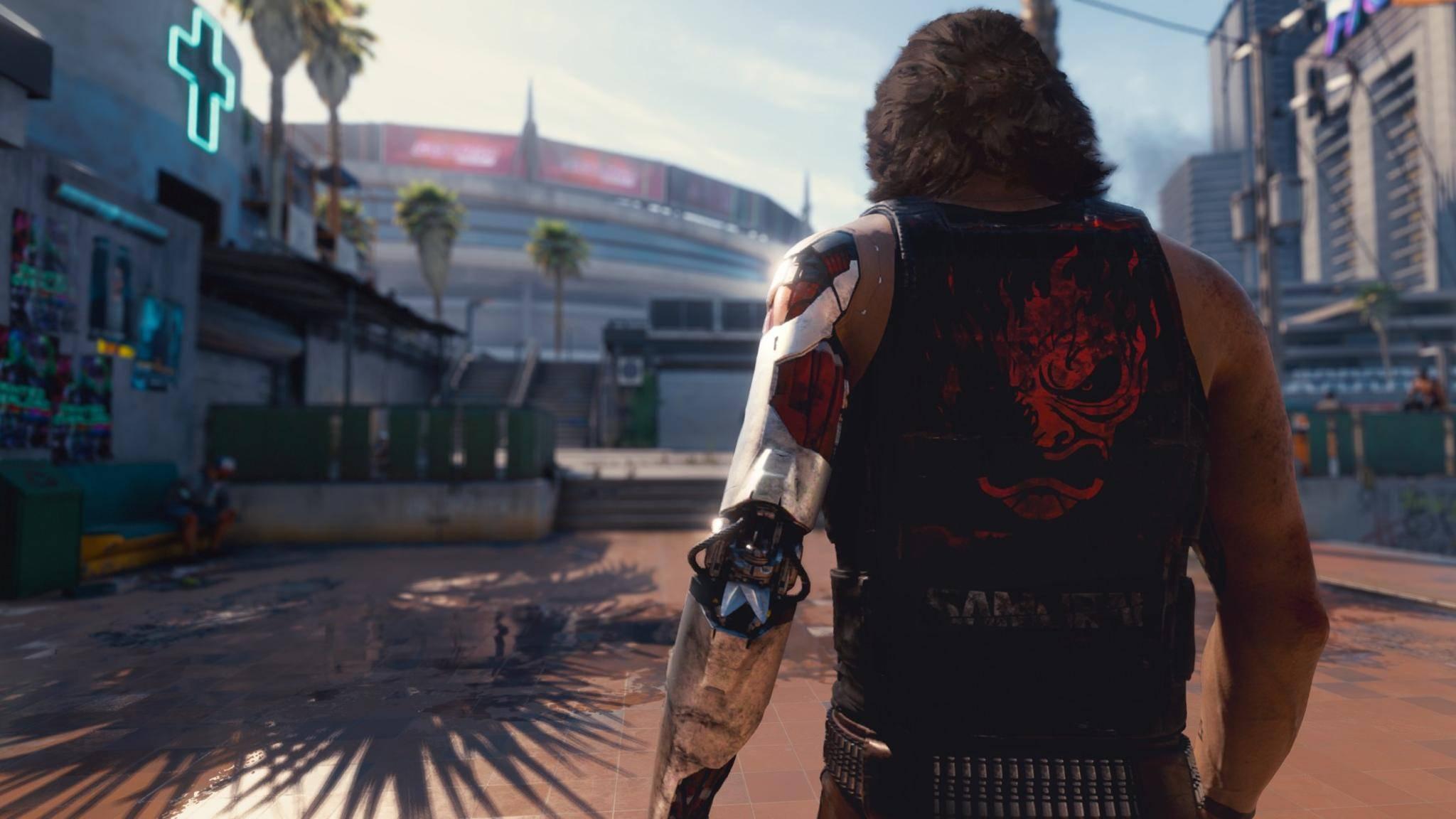 """""""Cyberpunk 2077"""" steht kurz vor dem Release – erst danach wird über DLCs gesprochen."""