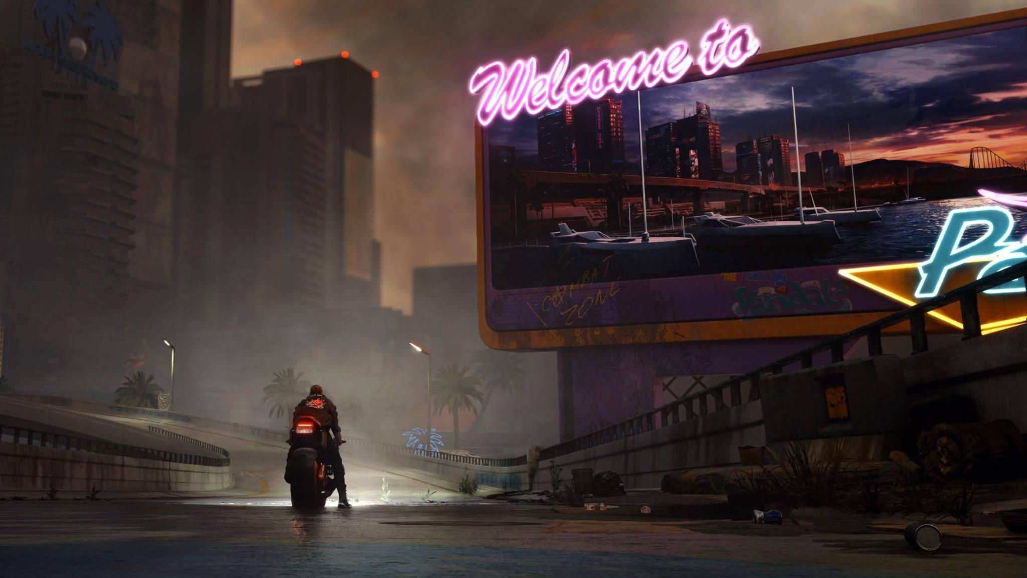 """""""Cyberpunk 2077"""": Kommt ein """"New Game Plus""""?"""
