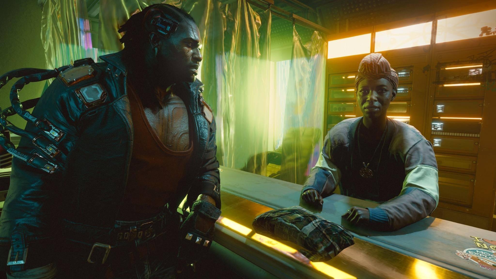 """Vorbesteller bekommen bei """"Cyberpunk 2077"""" keine Extrawurst."""