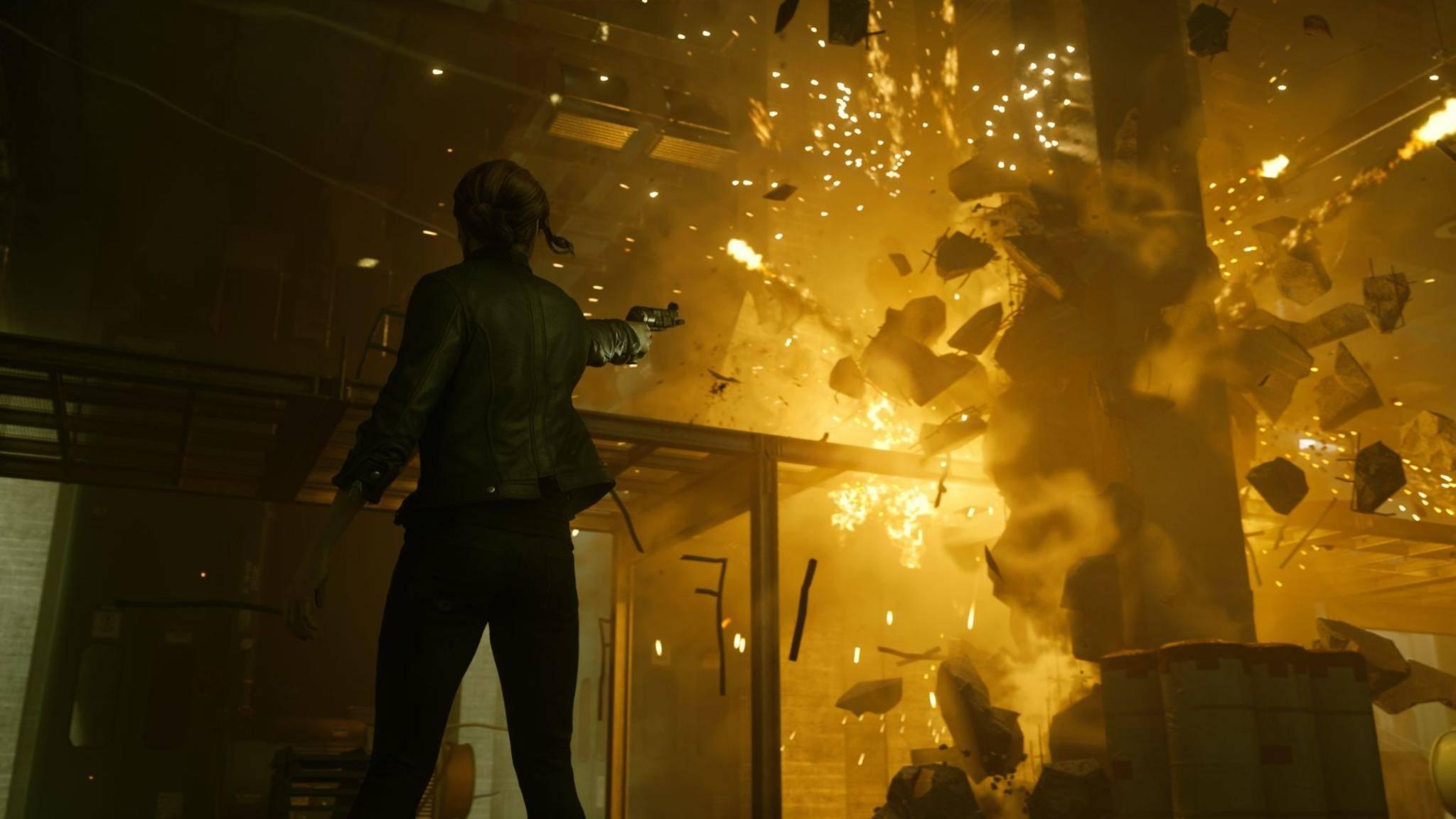 """Remedy bringt """"Contorl"""" und """"Alan Wake"""" hochoffiziell zusammen."""