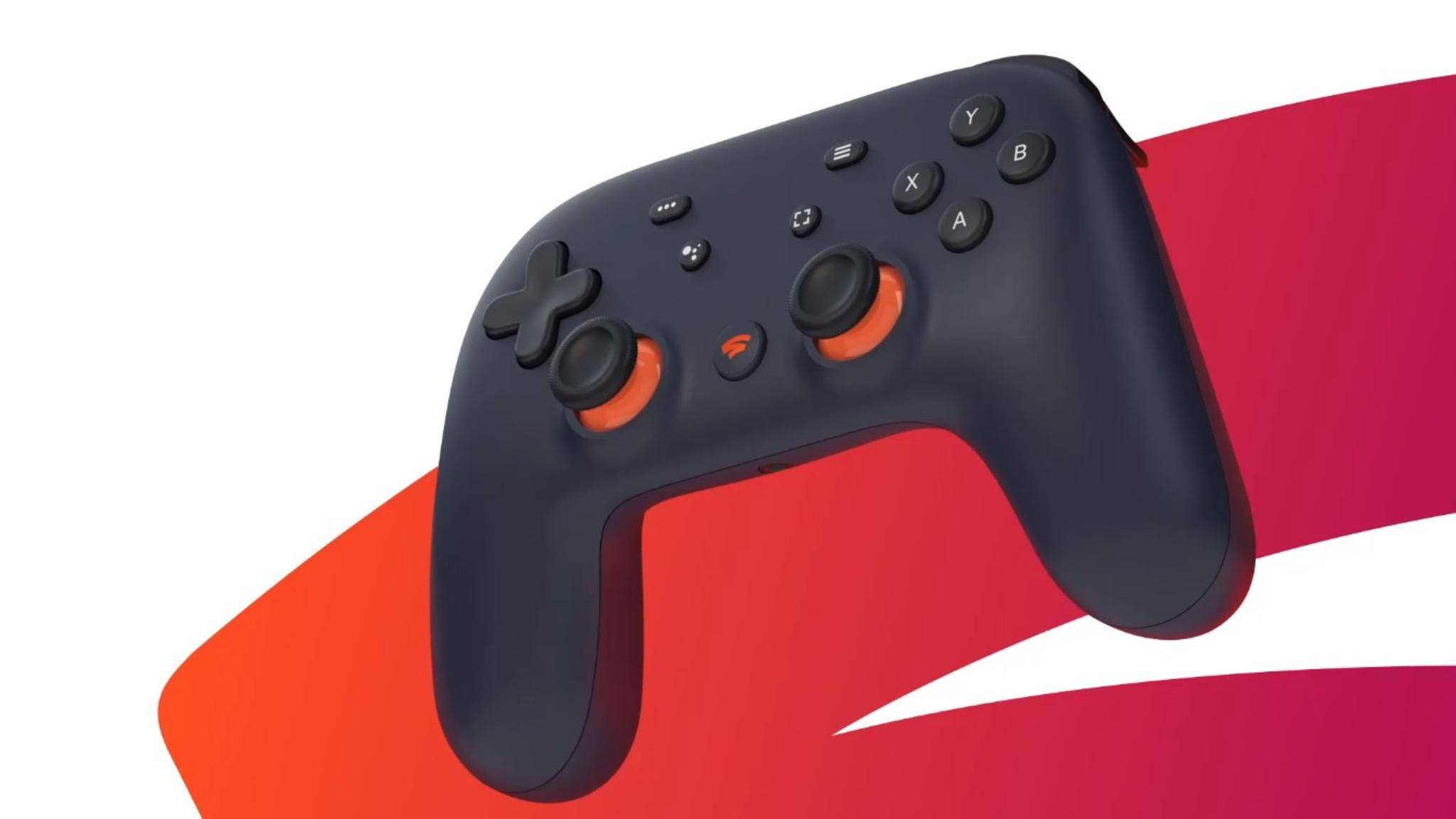 Google Stadia wird nativ in Android TV integriert