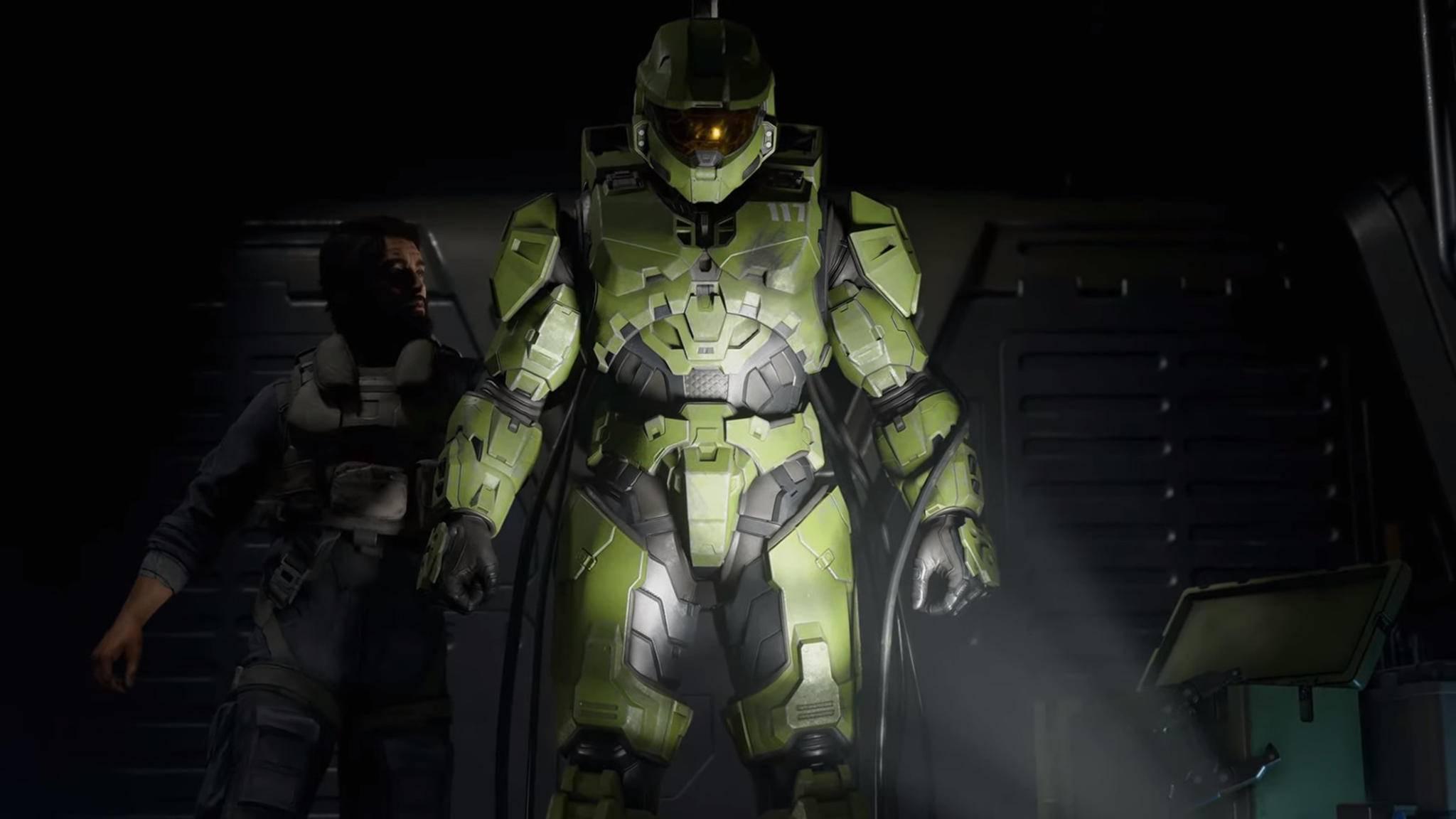 """Warten auf """"Halo Infinite"""" ..."""