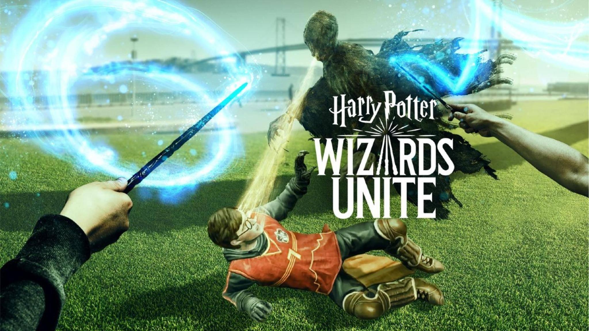 """Der Release von """"Harry Potter: Wizards Unite"""" steht unmittelbar bevor."""