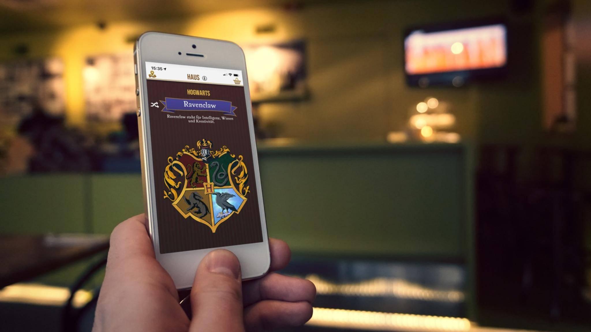 """""""Harry Potter Wizards Unite"""" muss im Vergleich mit """"Pokémon Go"""" noch etwas aufholen."""