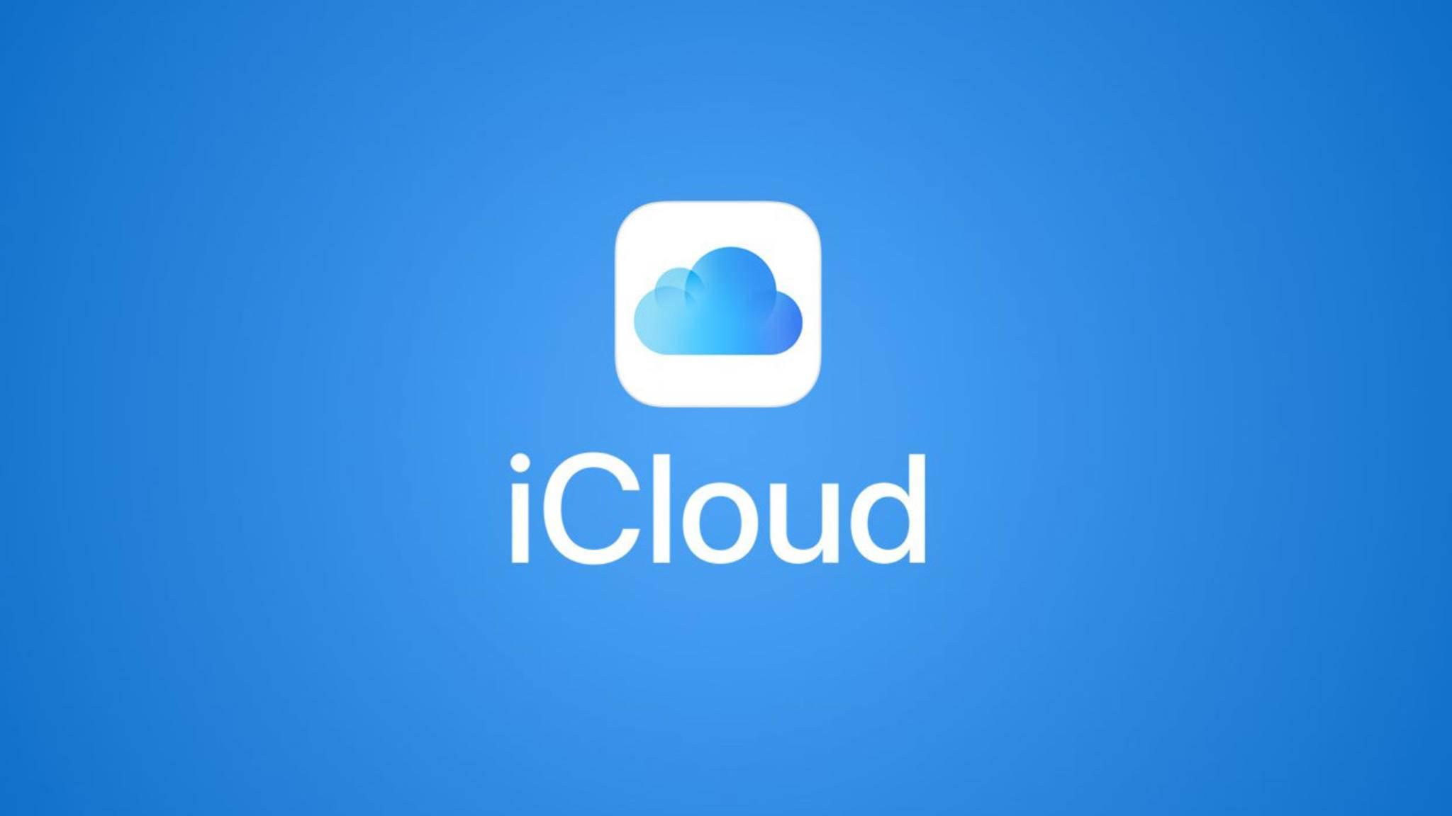 Diverse iCloud-Dienste waren von einer massiven Störung betroffen.