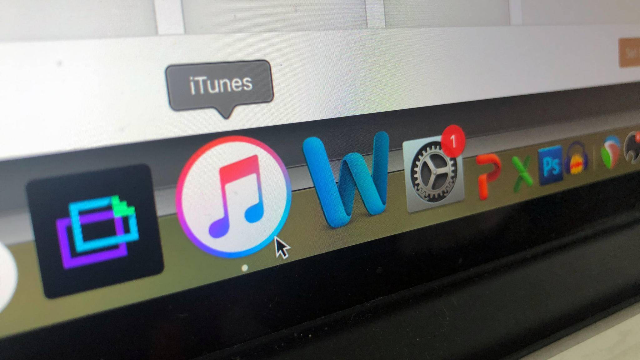 Auf dem Mac bald Geschichte, unter Windows weiter quicklebendig: iTunes.