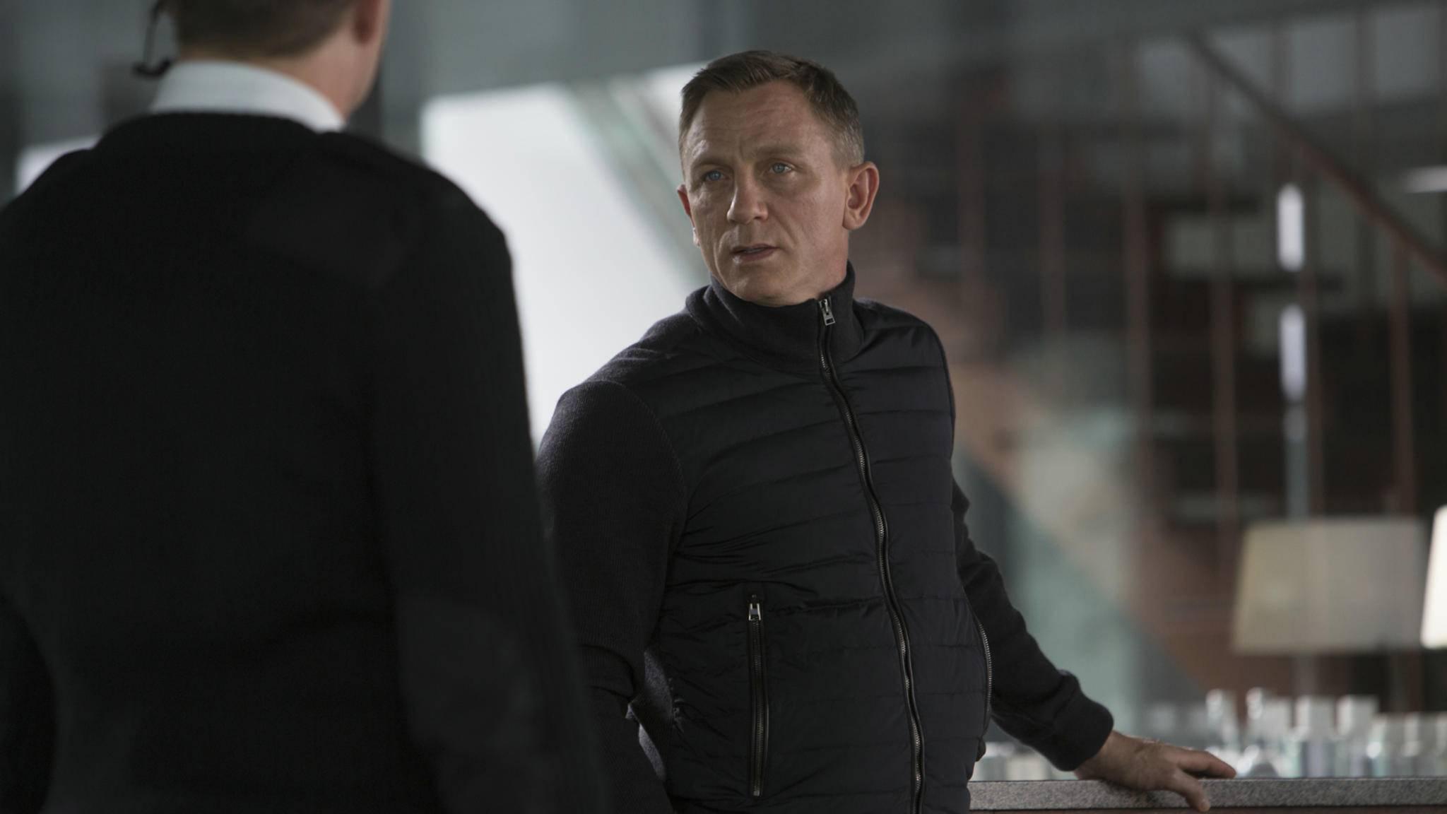 Wieder fit: Daniel Craig ist bereit für seine nächste Mission.