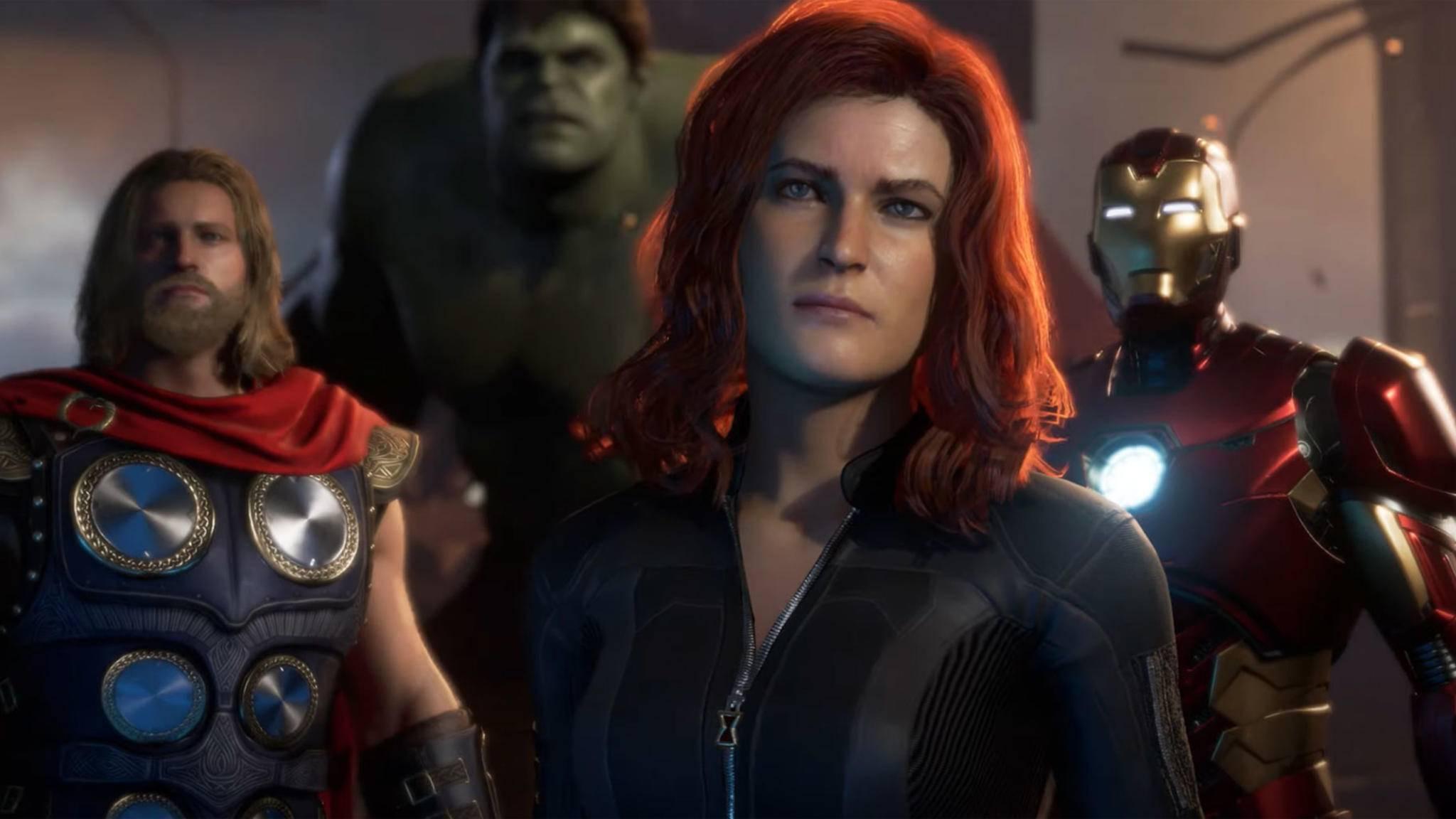 """Auf der PS5 erhält """"Marvel's Avengers"""" Erweiterungen."""