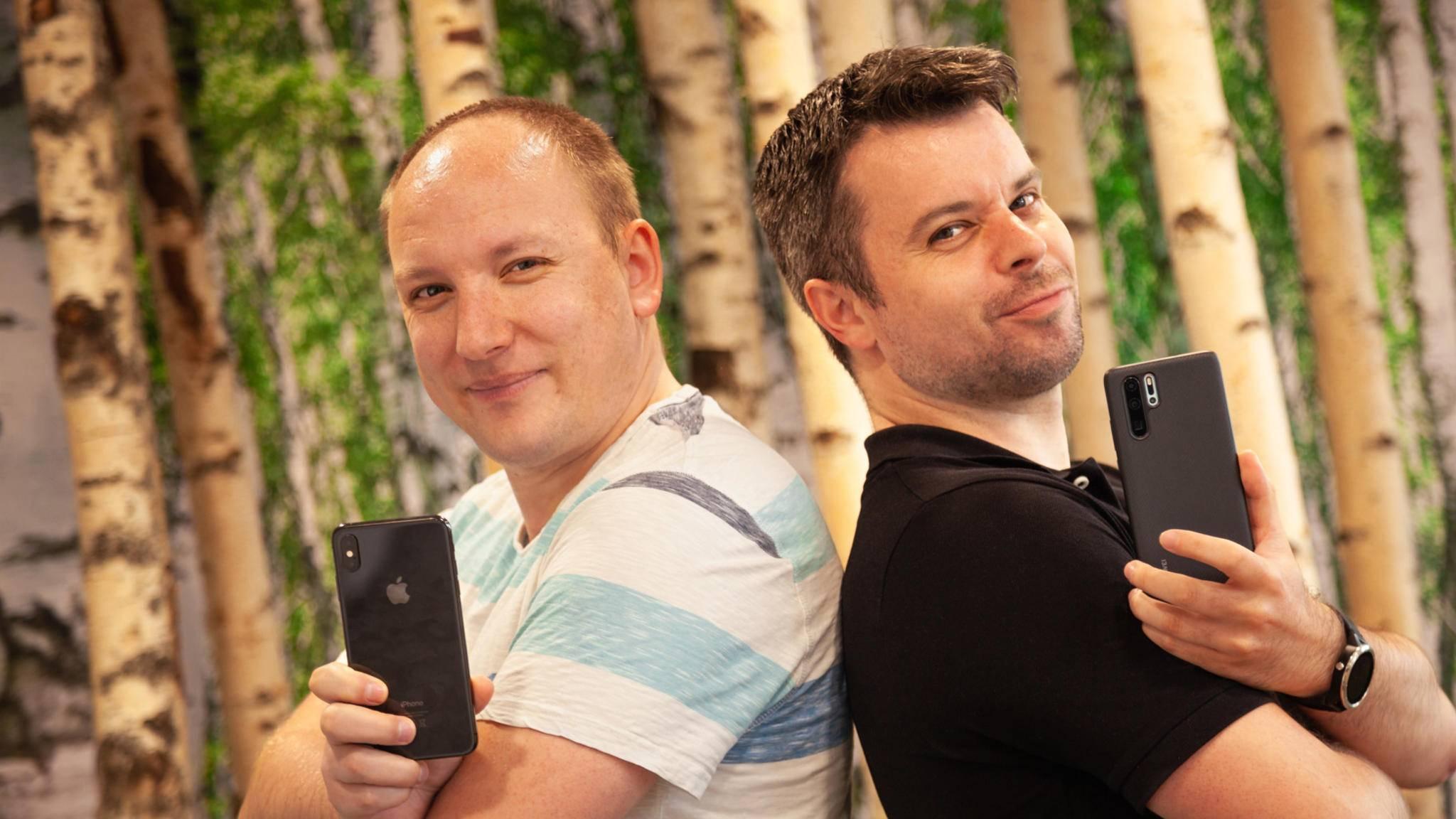 Alex und Patrick nutzen seit dem Start von Apple Pay und Google Pay Mobile Payment – und haben sich den Status Quo angeschaut.