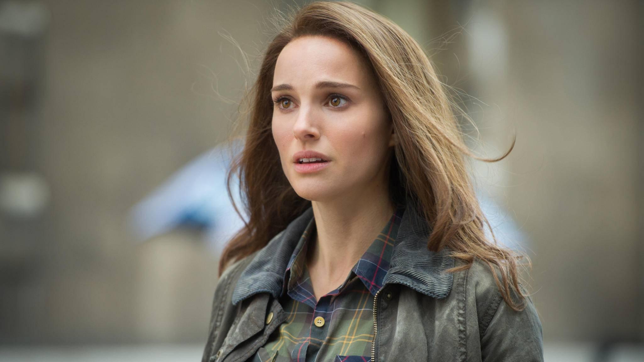 Natalie Portman ist als Jane Foster auch Teil des Marvel Cinematic Universe (MCU).