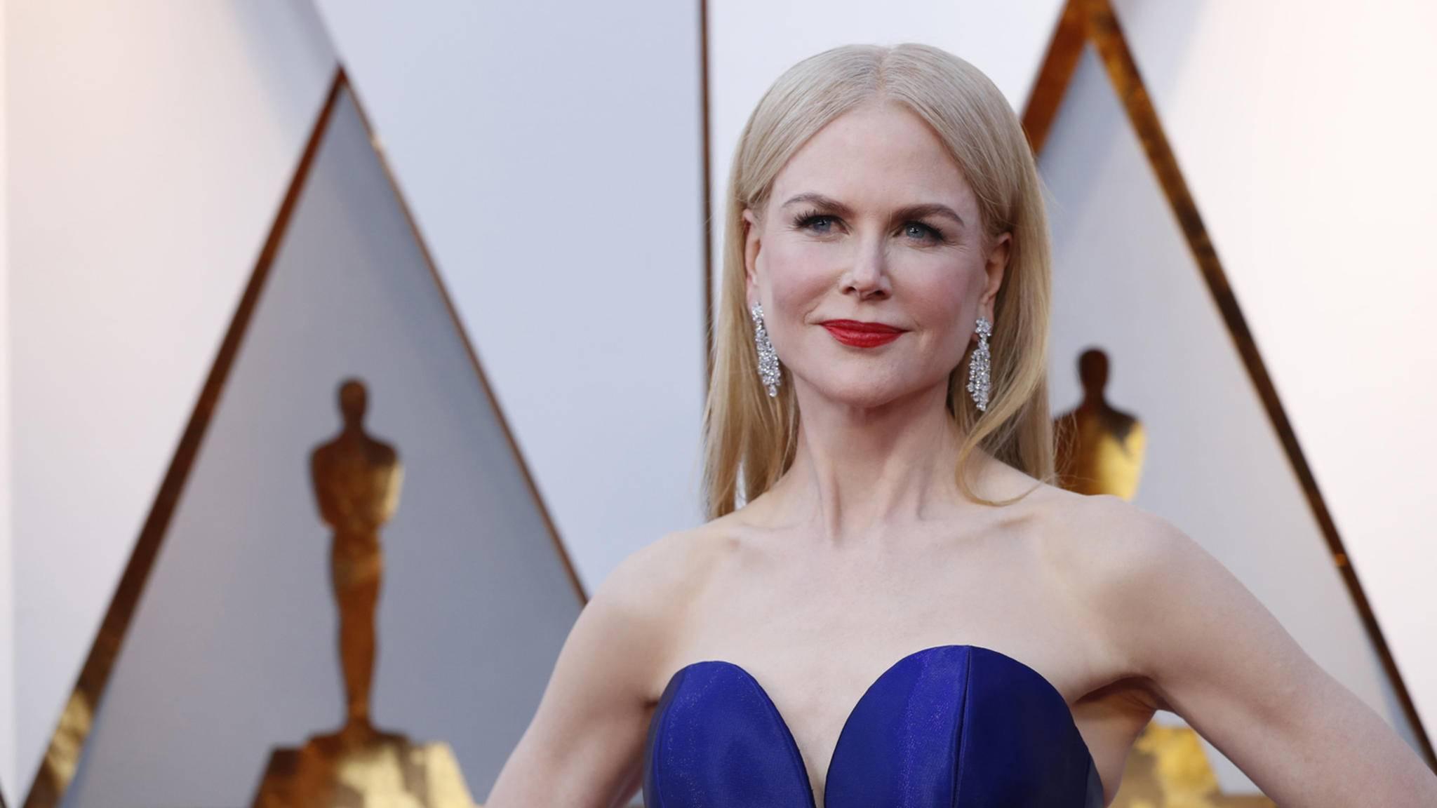 Nicole Kidman ist längst im Hollywood-Olymp angekommen.