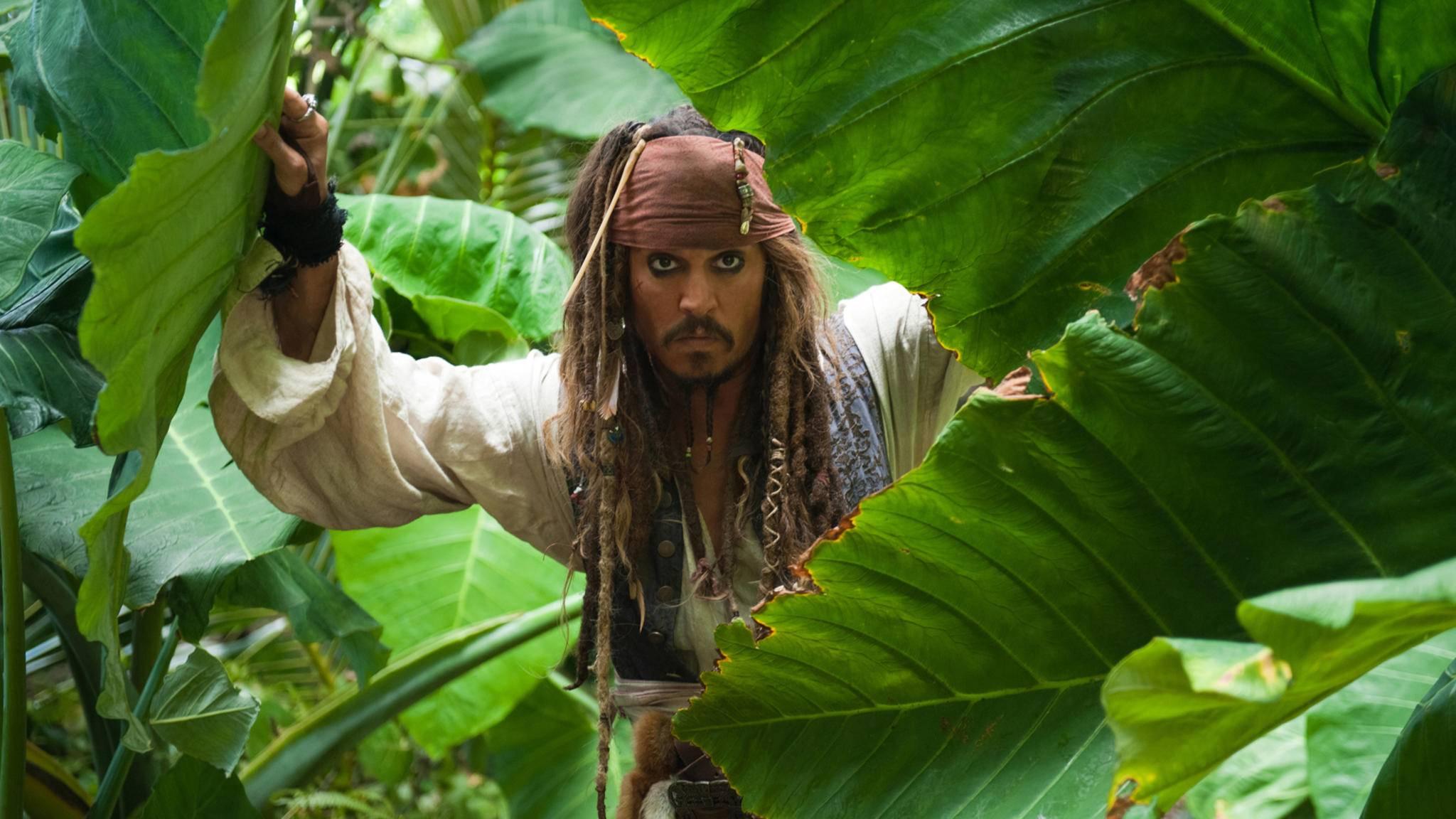 Die Fans wollen nicht ohne Johnny Depp als Jack Sparrow auf Kaperfahrt gehen.