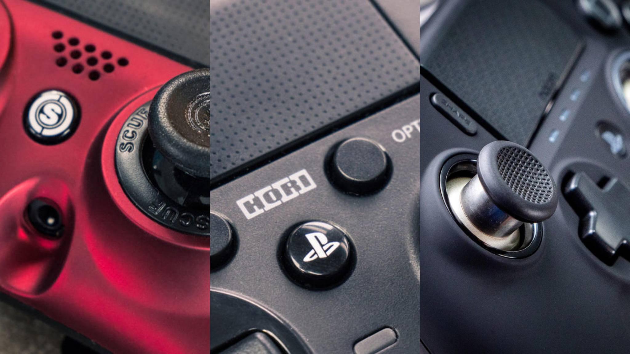 Welcher PS4-Controller ist der beste?