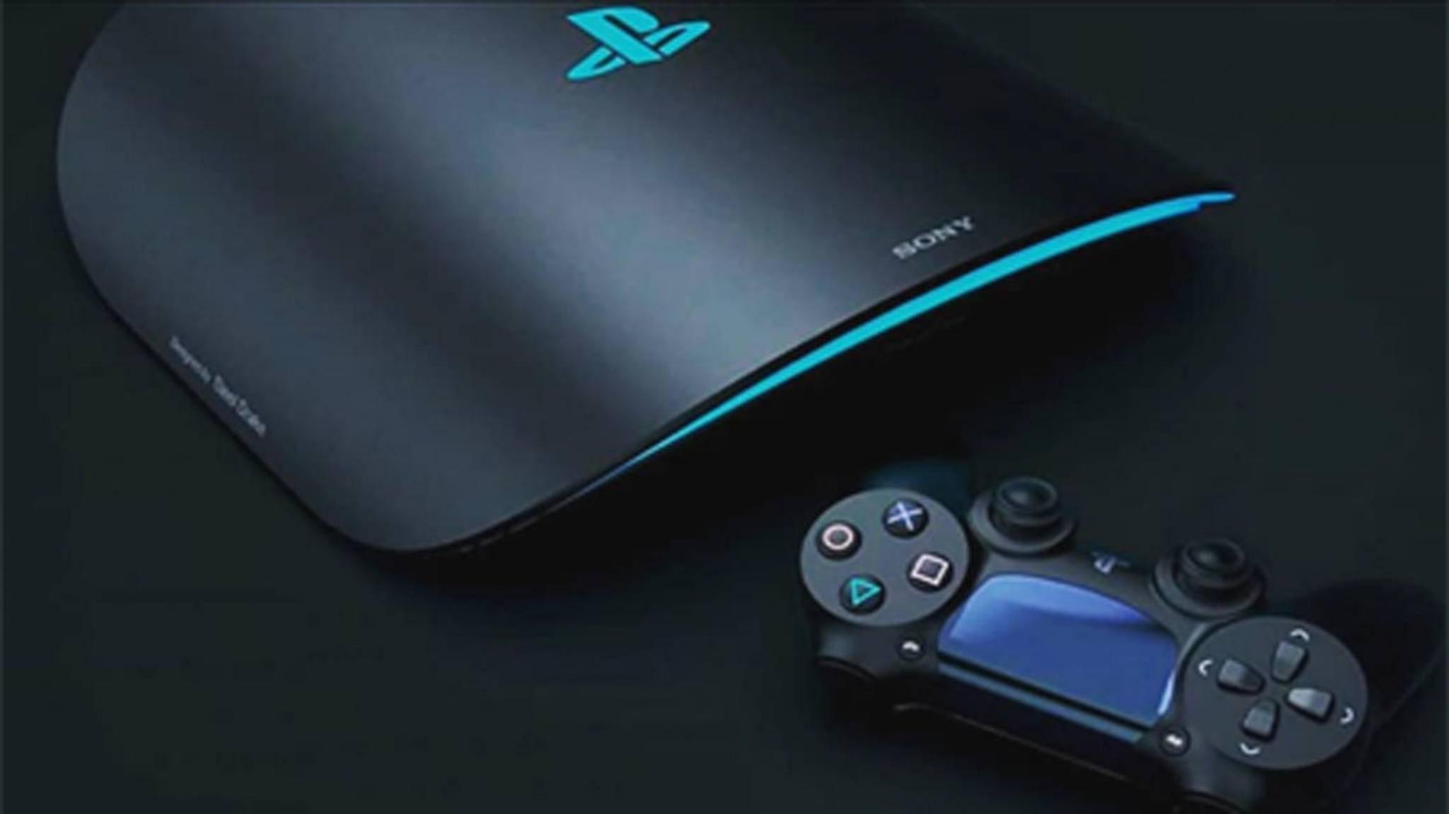 Konzeptbild: Zukünftig könnte Dich PlayStation Assist mit nützlichen Infos und Tipps zu Games versorgen.