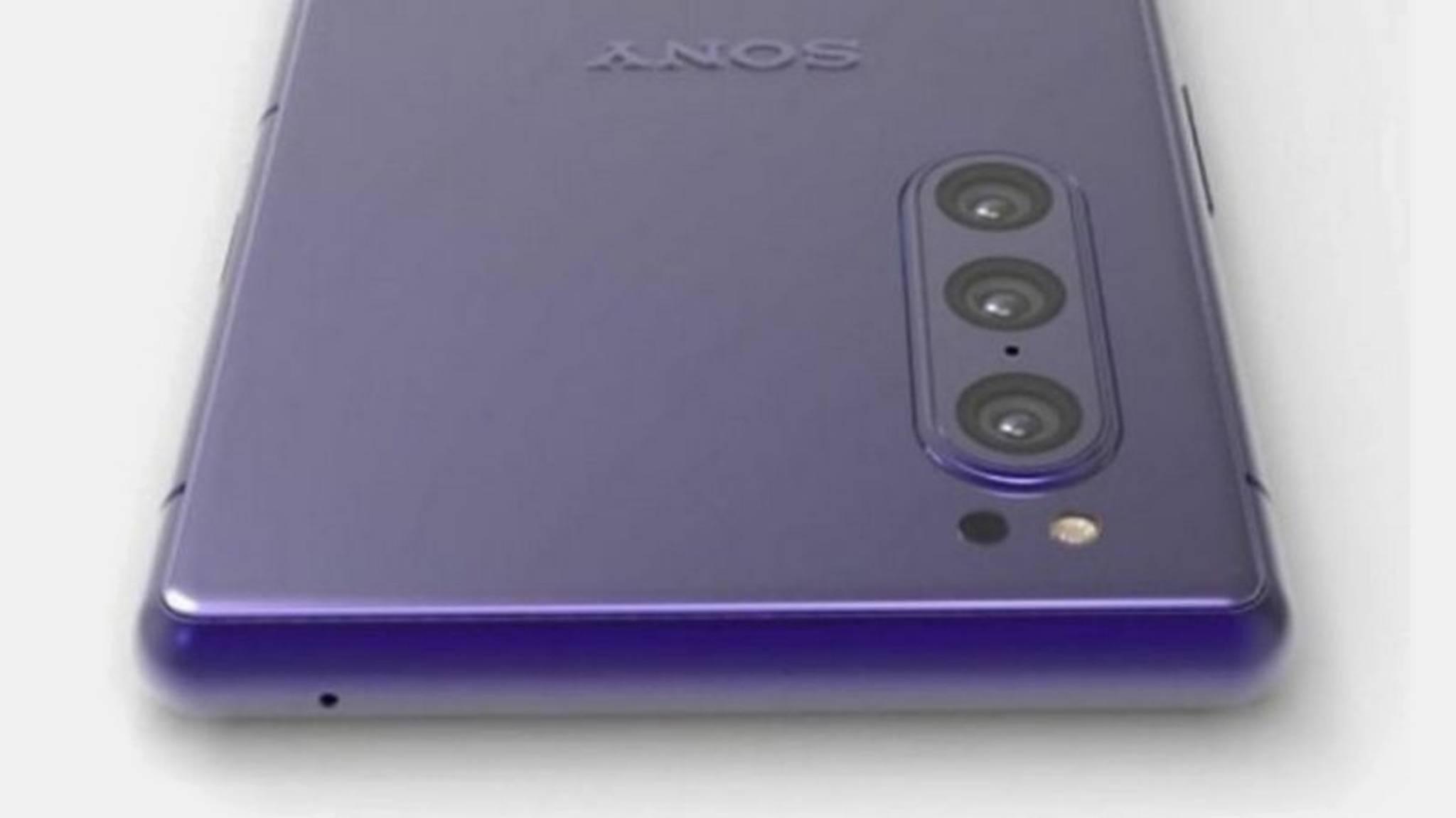 Am 9. Juli stellt Sony angeblich ein neues Smartphone mit Triple-Kamera vor.