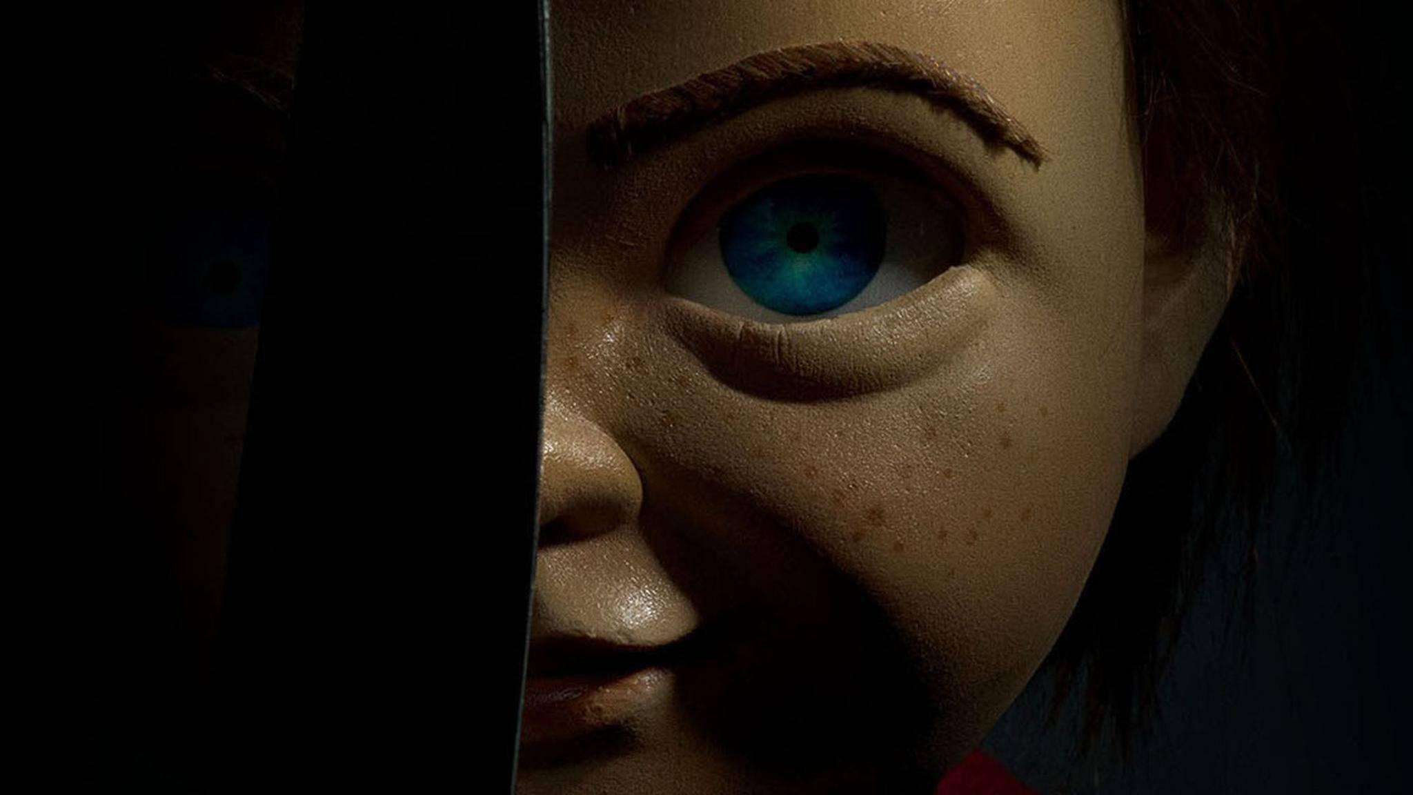 Komm, spiel mit mir! Mörderpuppe Chucky ist auch 2019 sehr anhänglich.