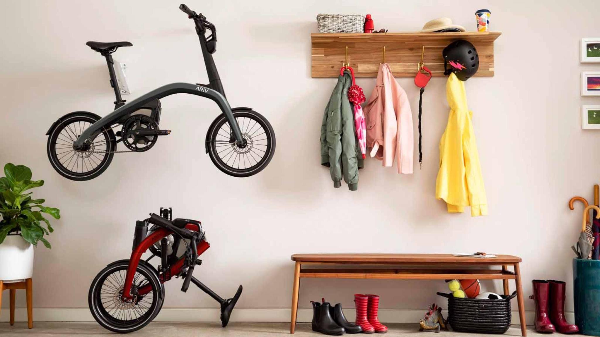 Wir haben das E-Bike Ariv Meld von General Motors im Hands-On ausprobiert.