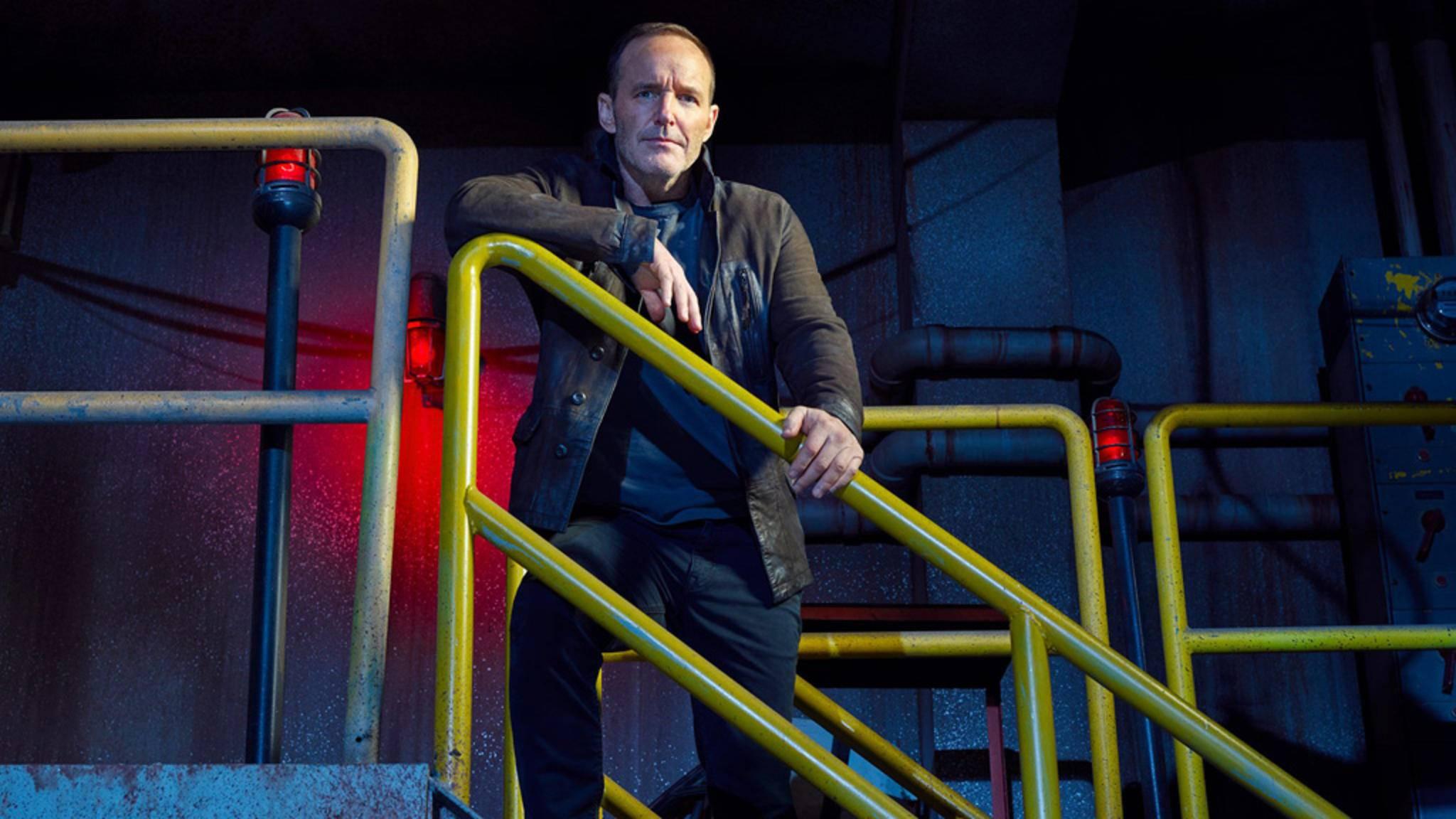 """Die """"Agents of S.H.I.E.L.D."""" rund um Agent Coulson gehen in den TV-Ruhestand!"""