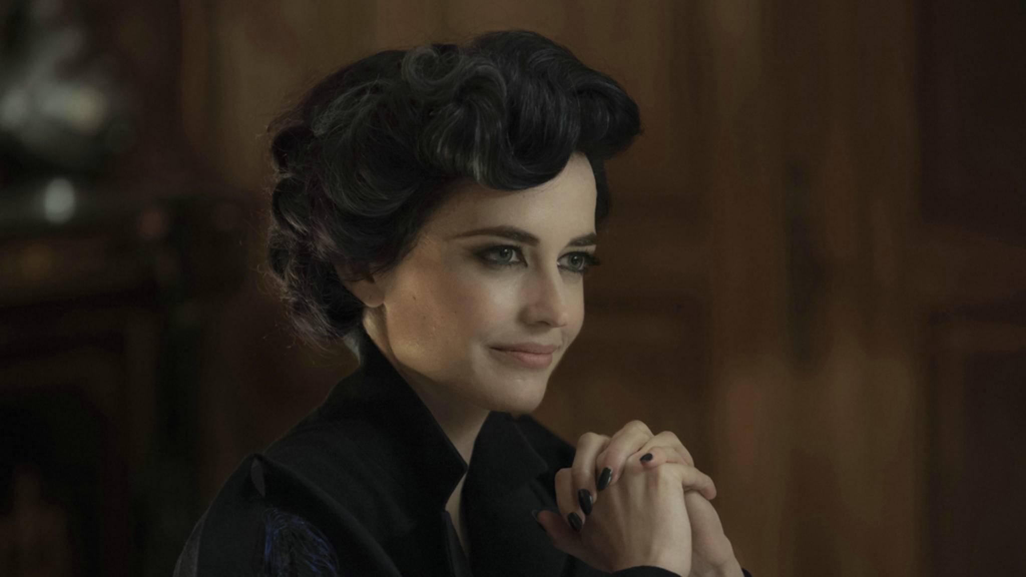 Eva Green hat eine Vorliebe für ungewöhnliche Rollen.