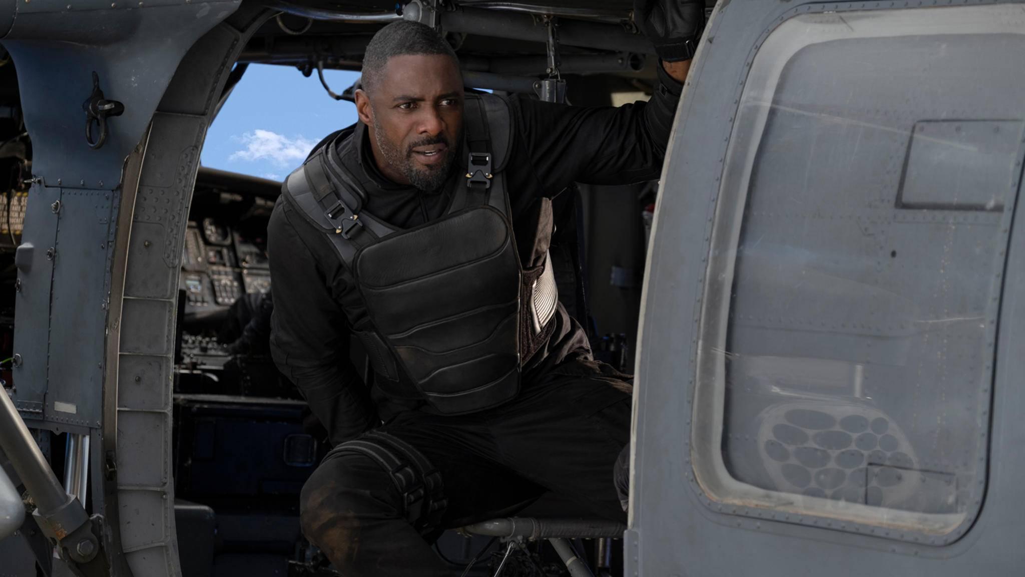 """Idris Elba spielt Bösewicht Brixton in """"Fast & Furious: Hobbs & Shaw""""."""