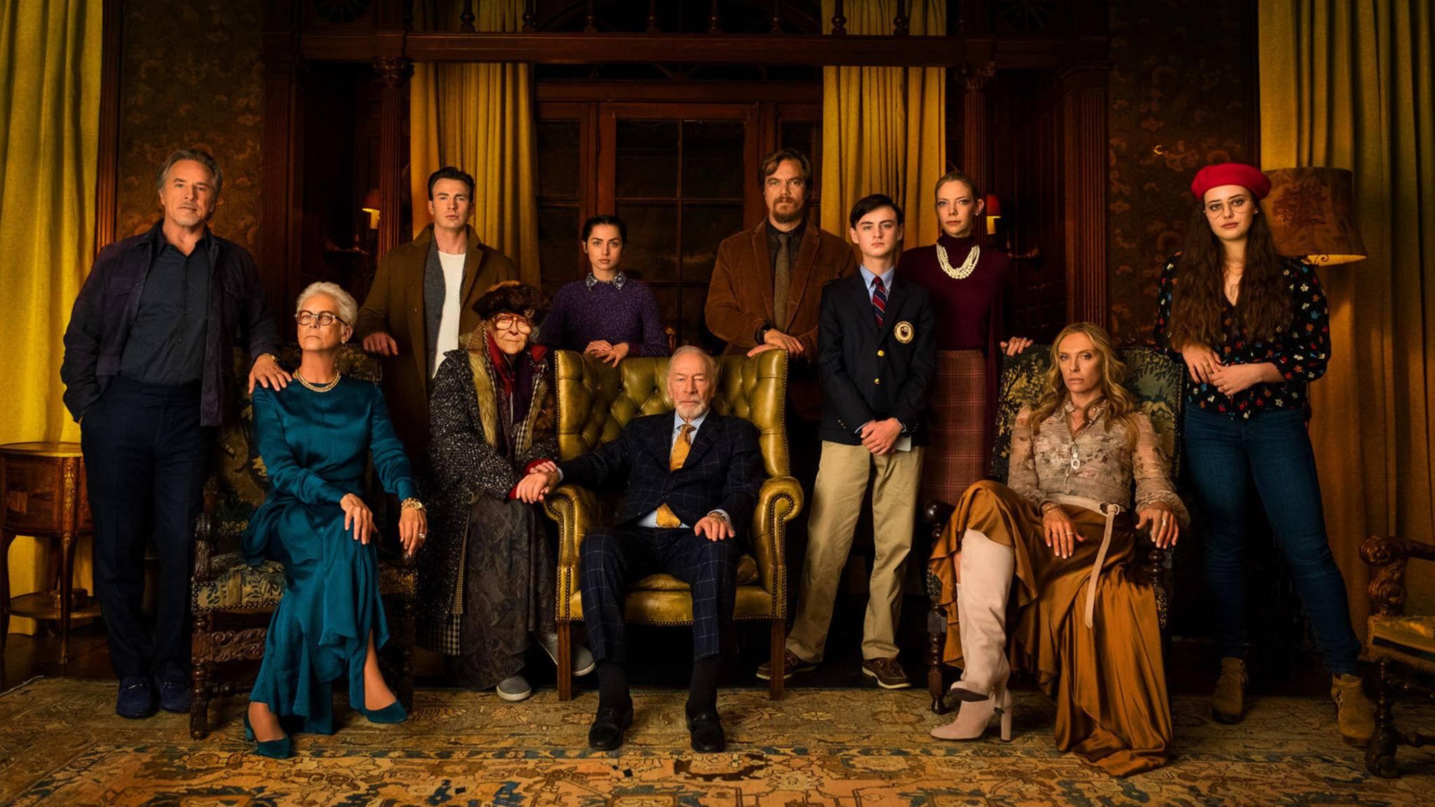 Die Thrombeys, eine schrecklich nette Familie? Eher nicht!